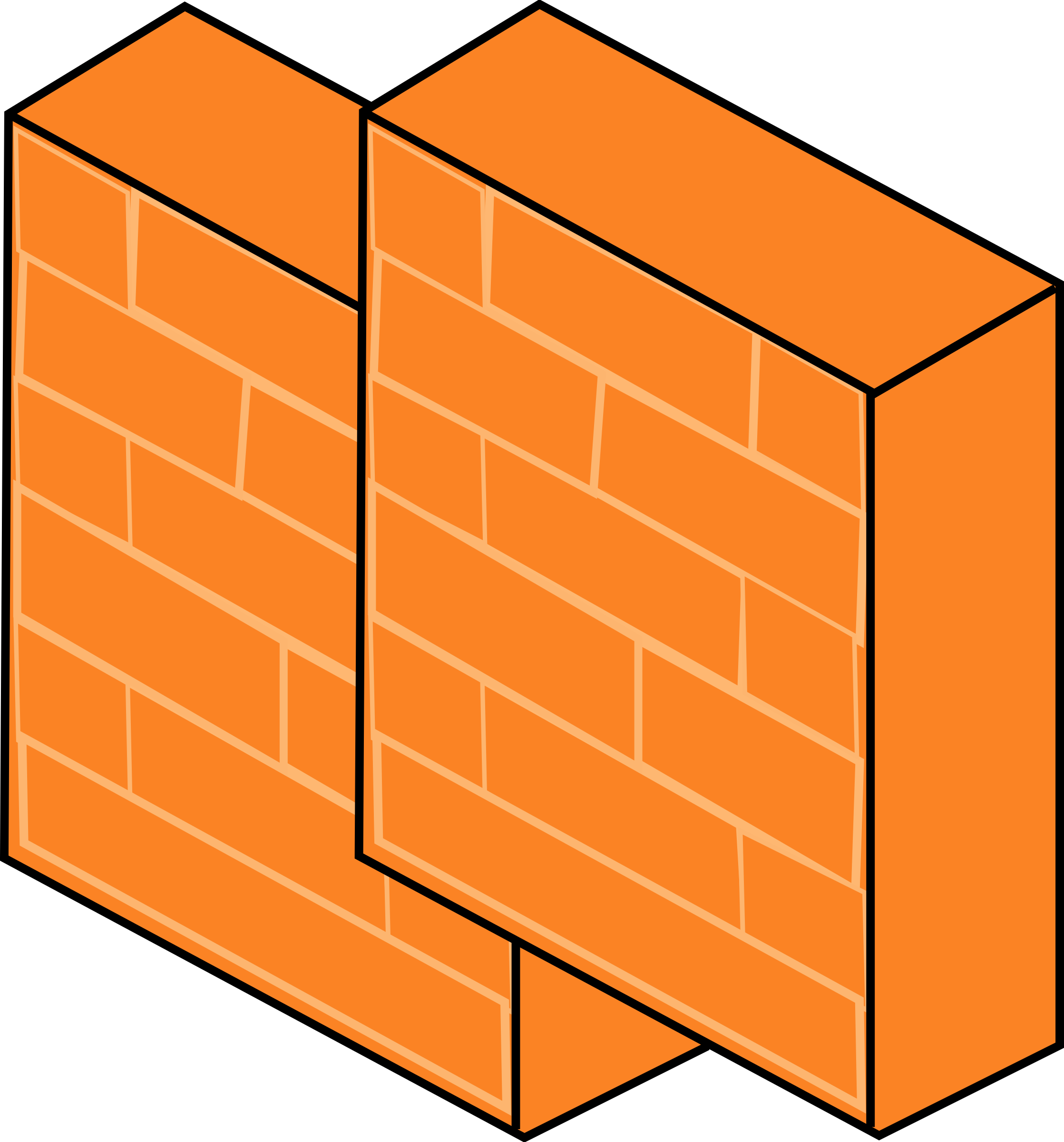 Firewall Pair by gswanson