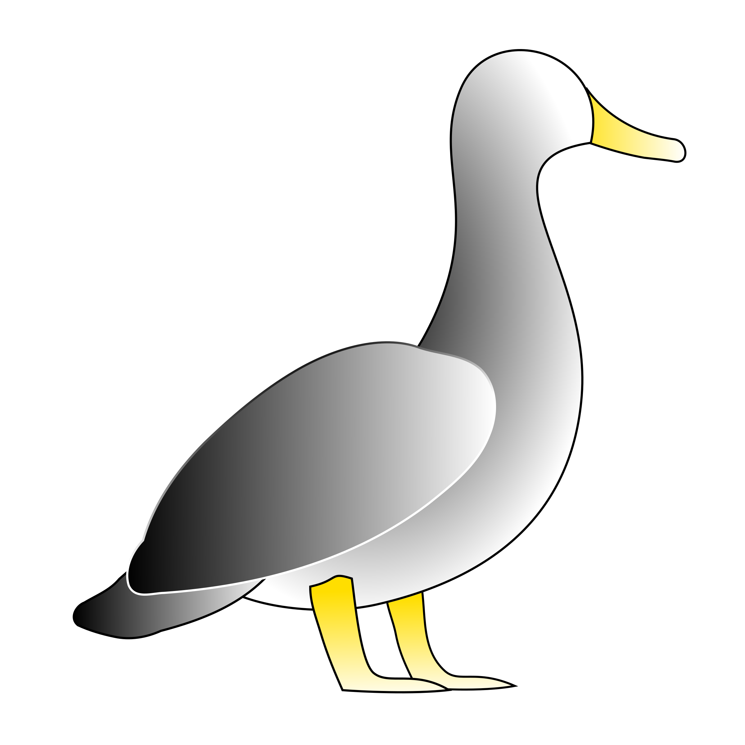 Jonathon's Duck by Jonathon