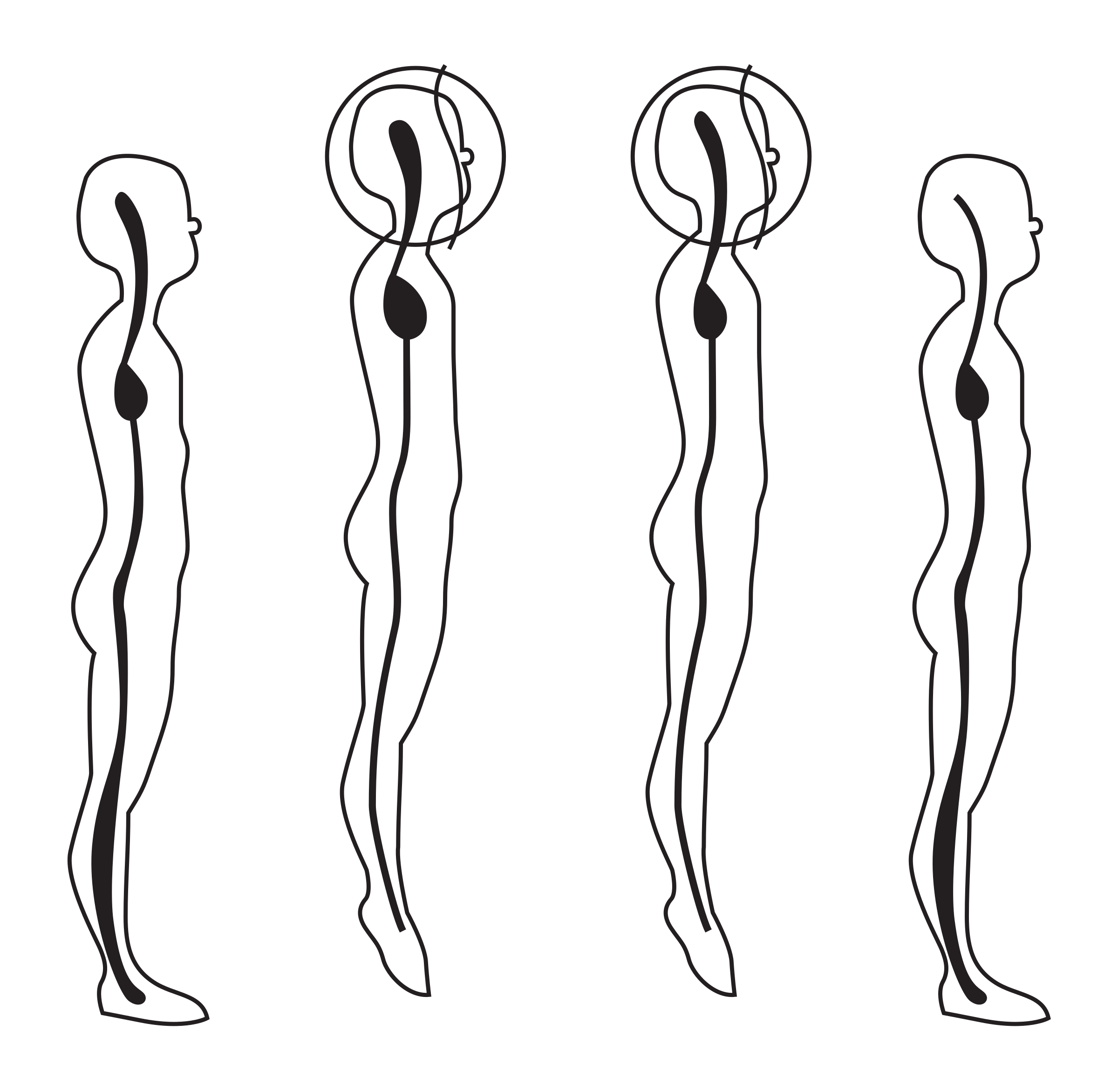 Body postures by rejon