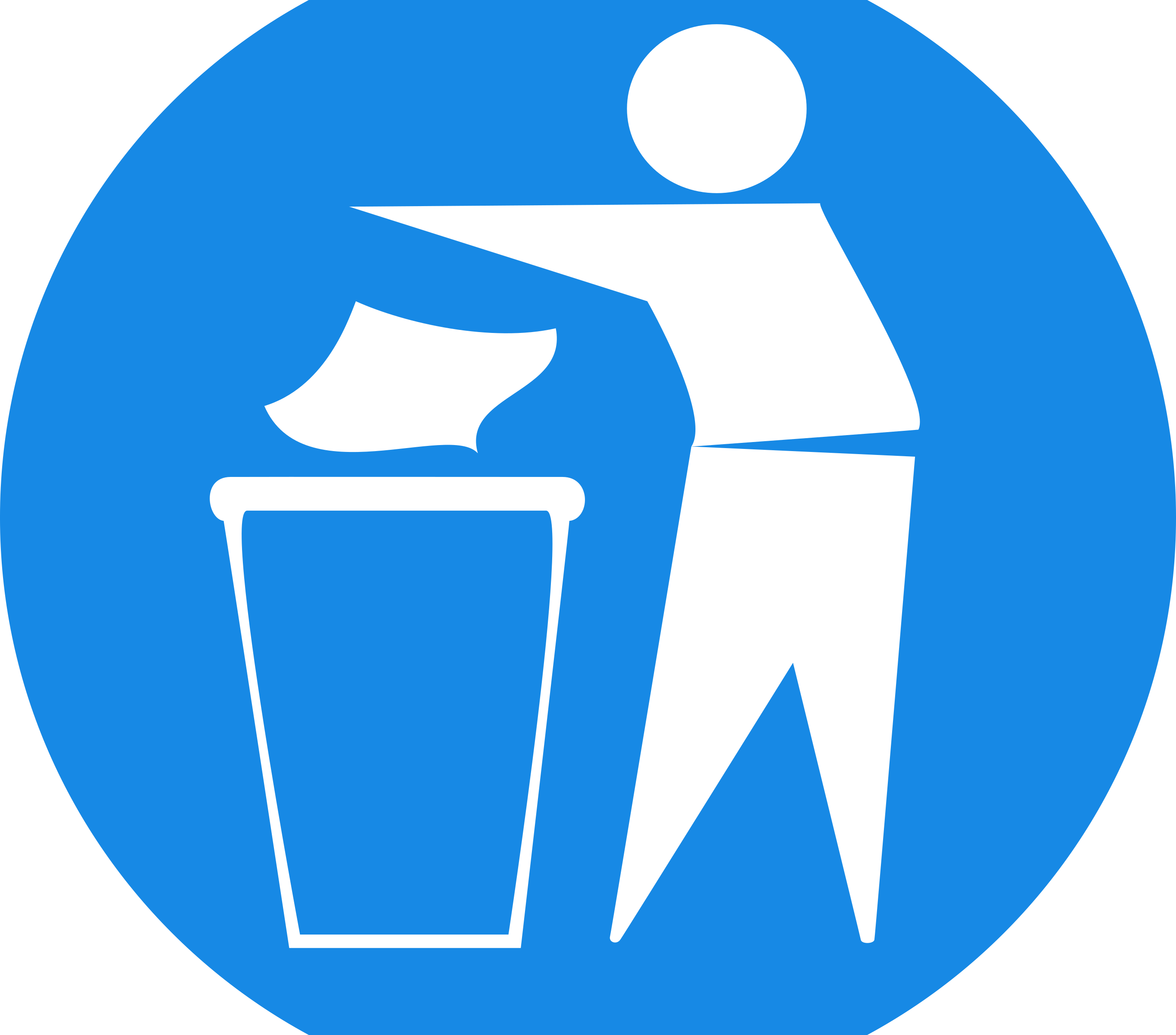 Put Rubbish in Bin Signs 2 by doctormo