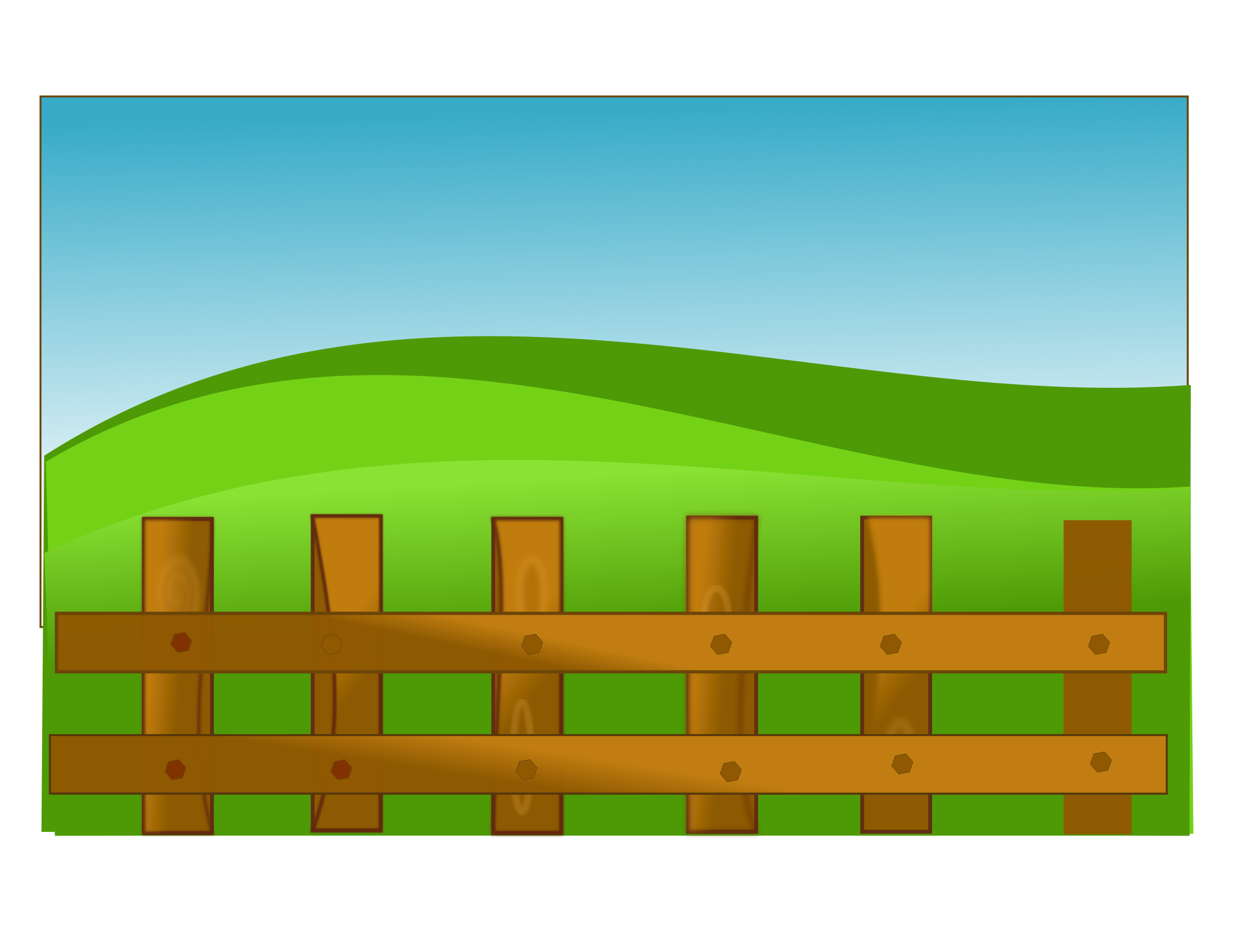 NetAlloy Farm fence by netalloy