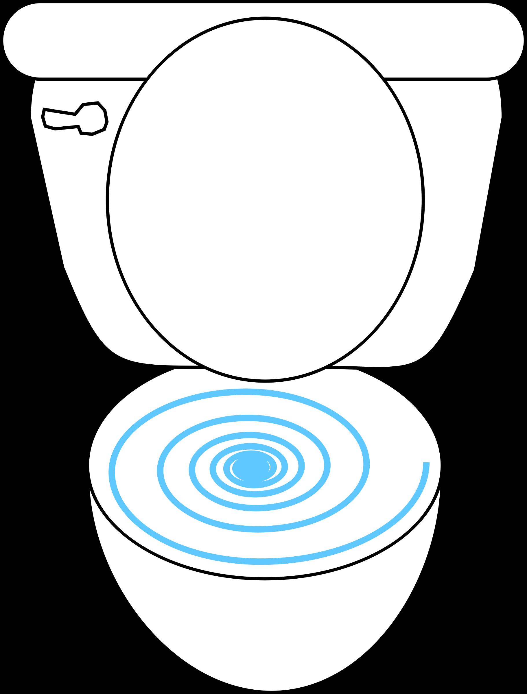 clipart toilet - photo #25