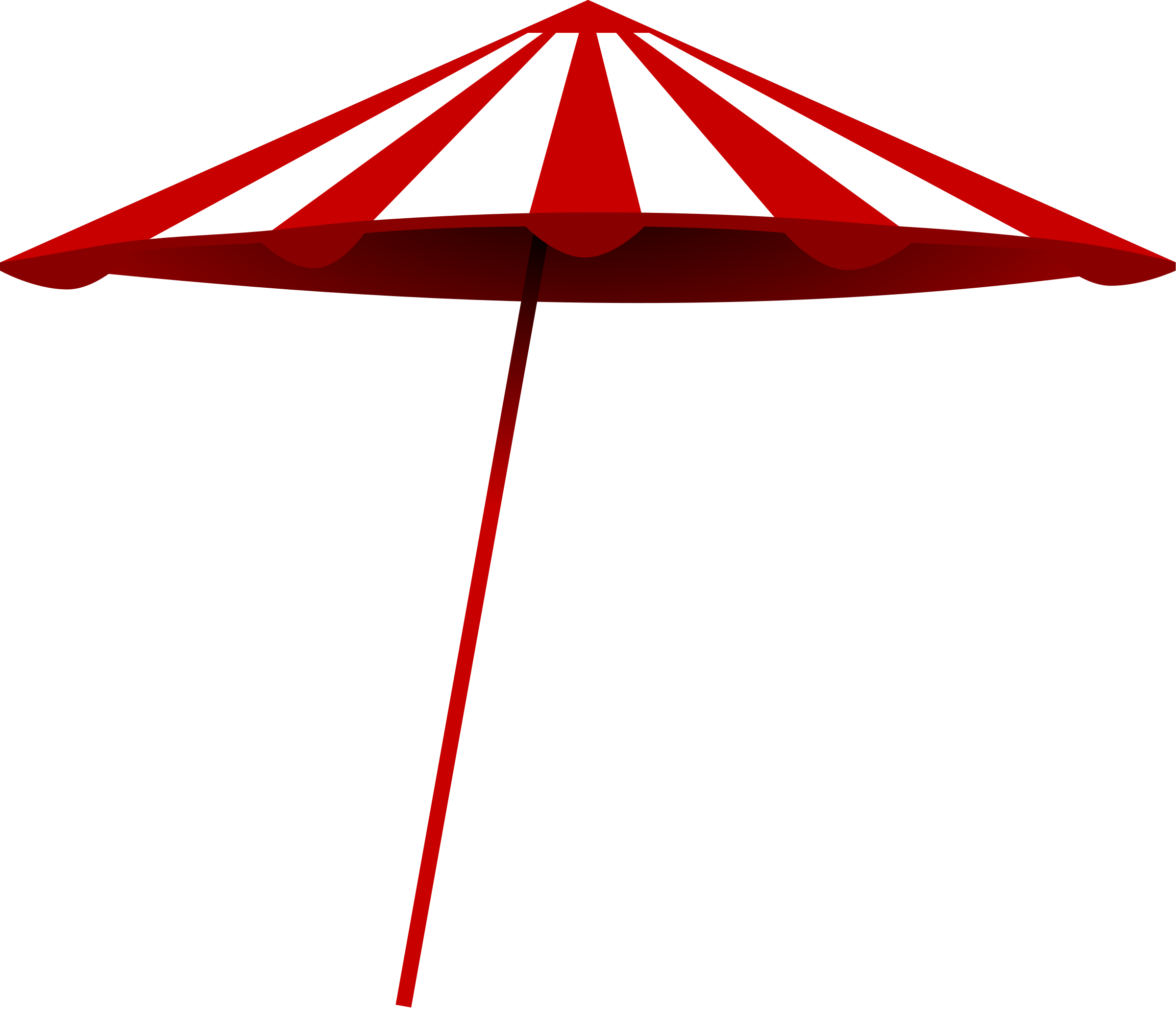 red-white umbrella by TomK32