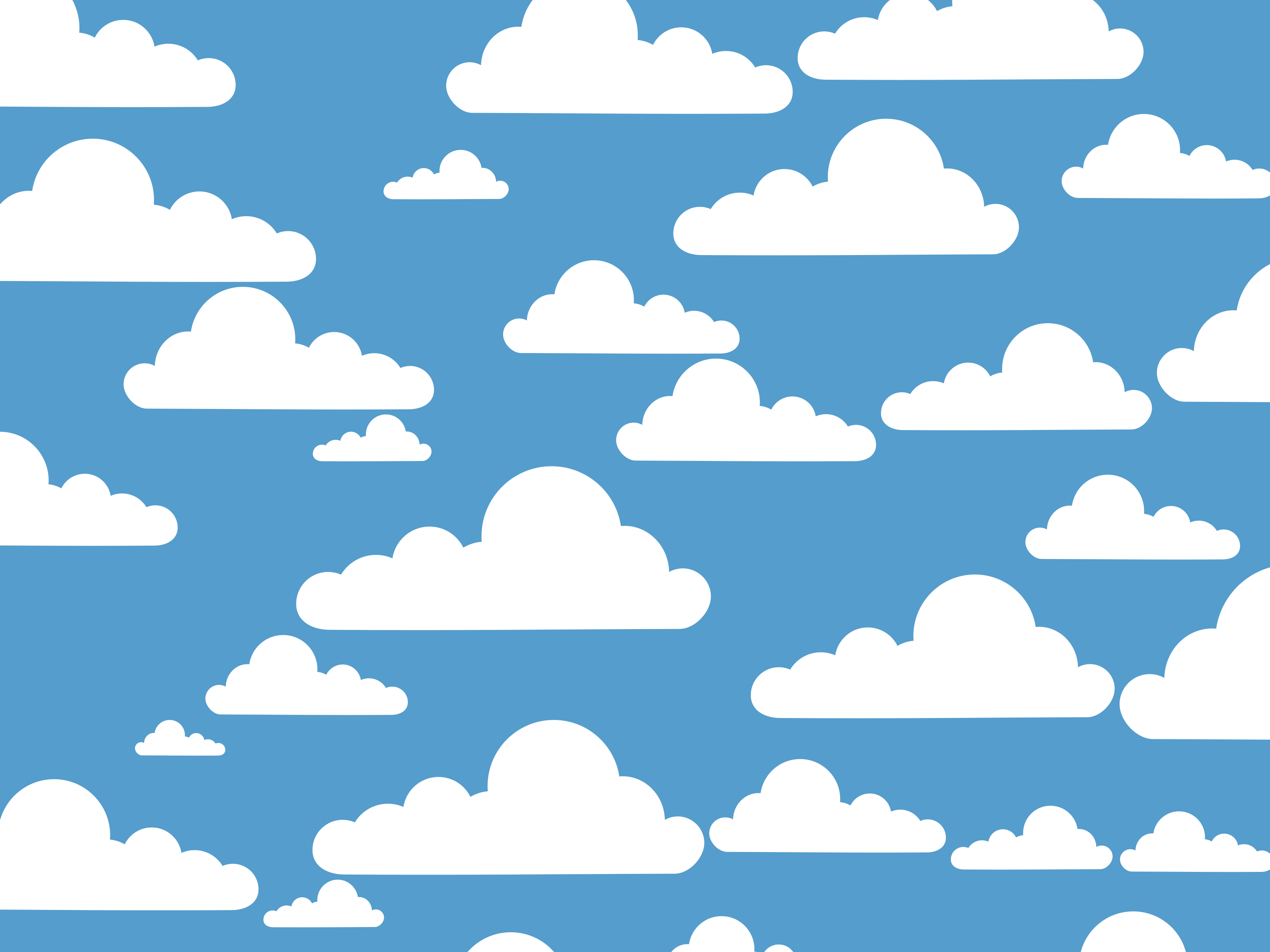 Simple Clouds by Clue