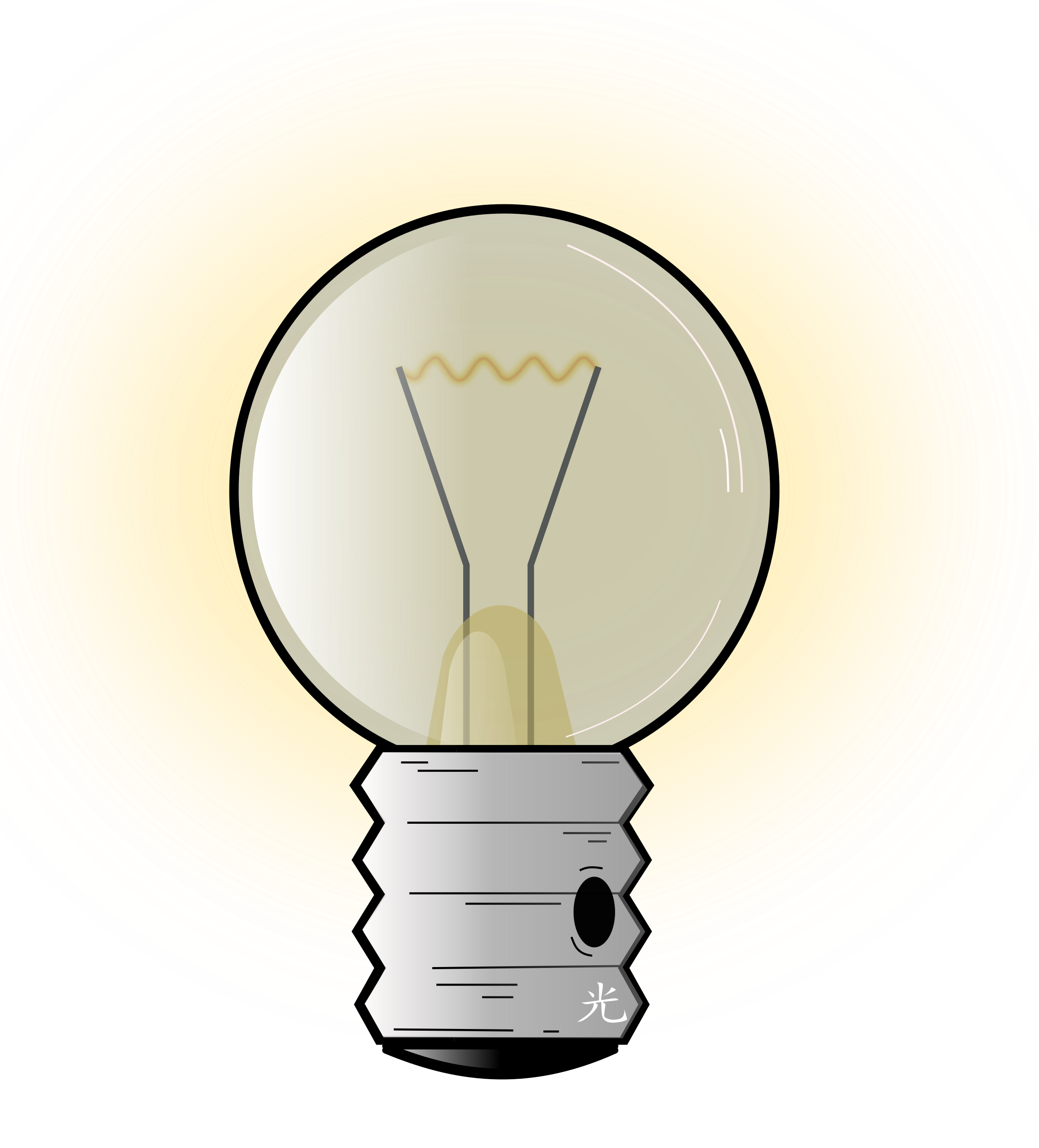 Lightbulb by Romanov