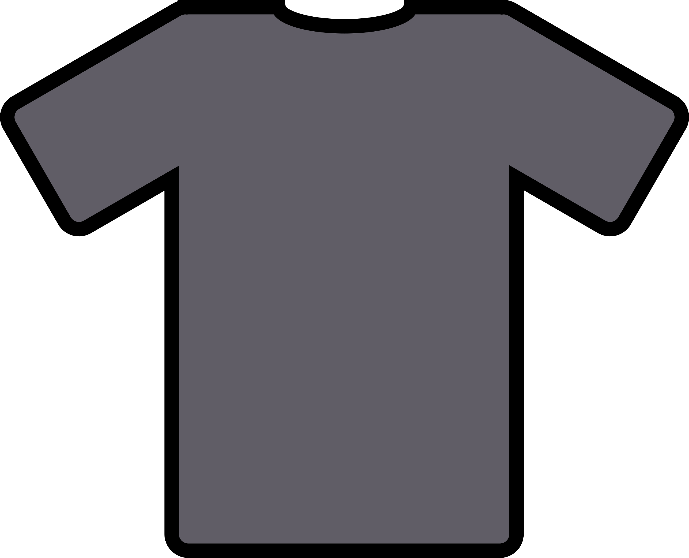 grey t-shirt by ryanlerch