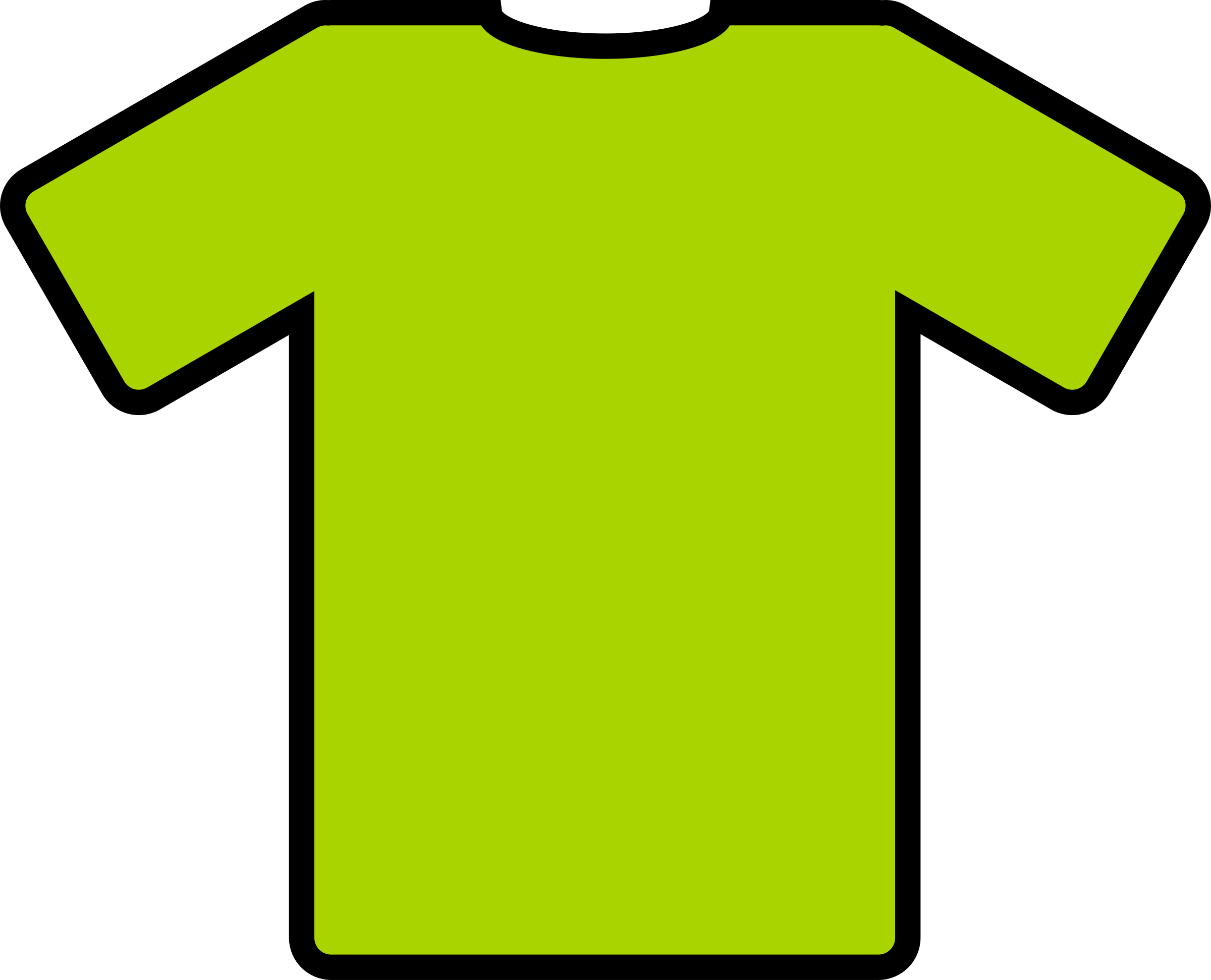 green t-shirt by ryanlerch