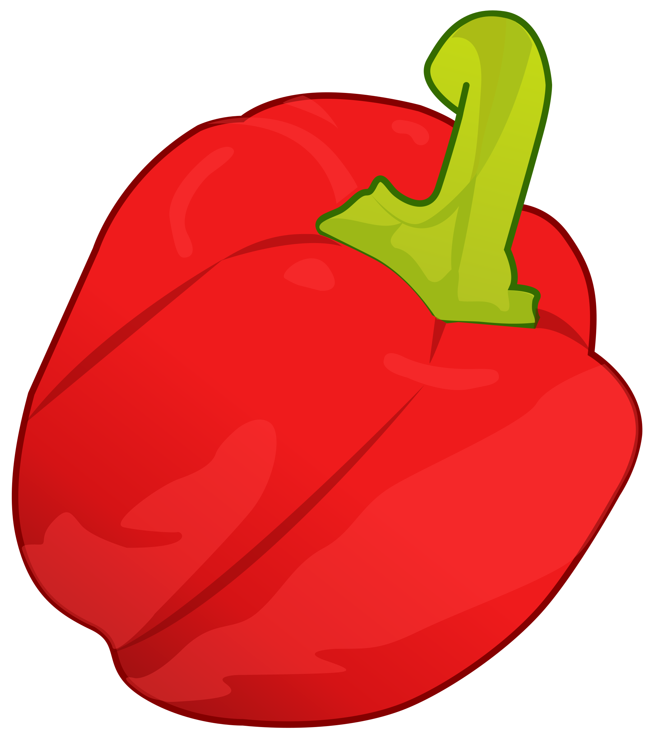 red pepper by flomar
