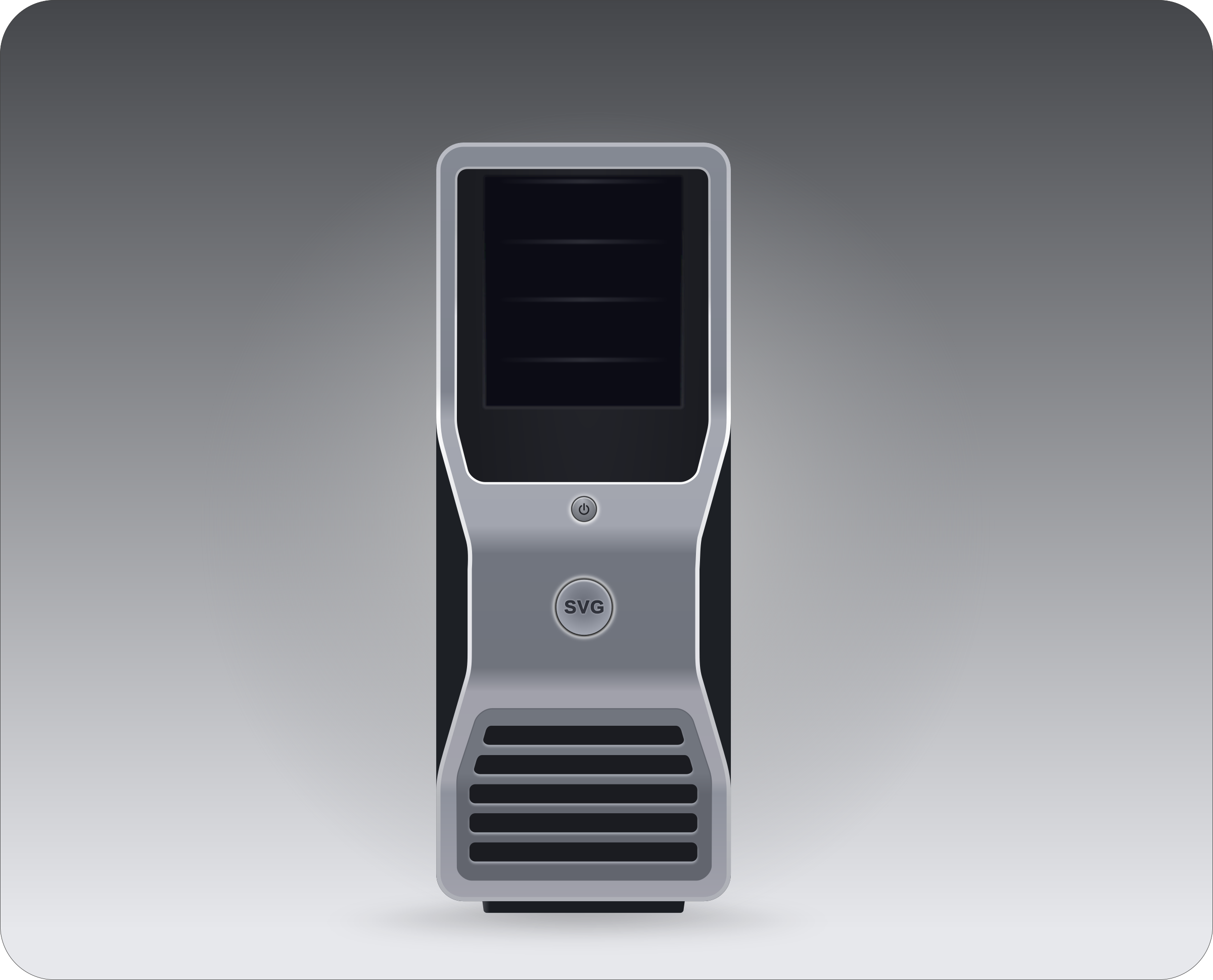 Dell Precision Workstation by Andy
