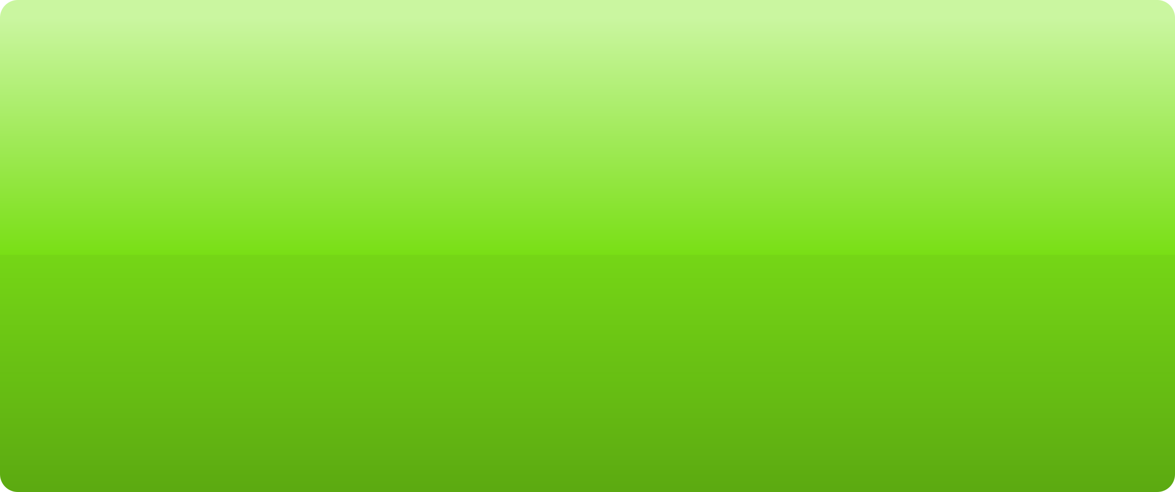 green glossy button (gradient based) by ryanlerch