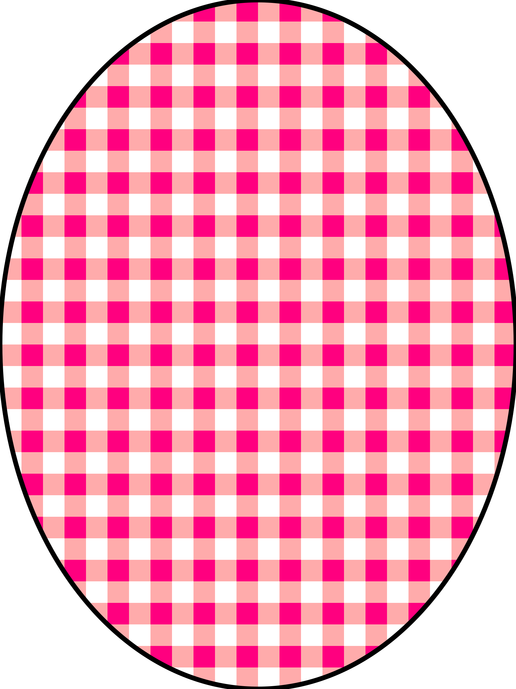 pattern checkered vichy 03 pink by pitr