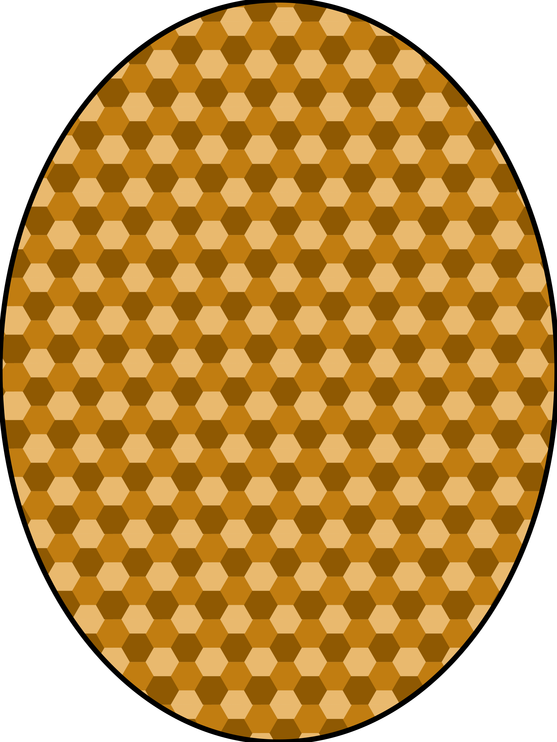 pattern honeycomb beige by pitr