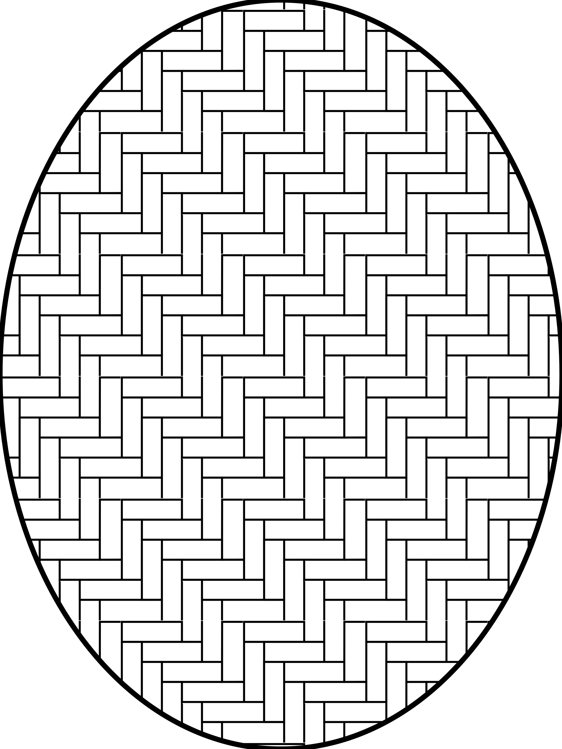 pattern herringbone outline by pitr