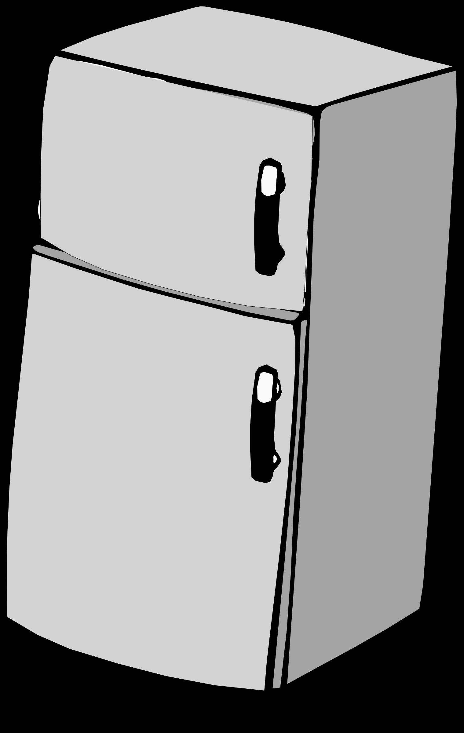 clipart refrigerator