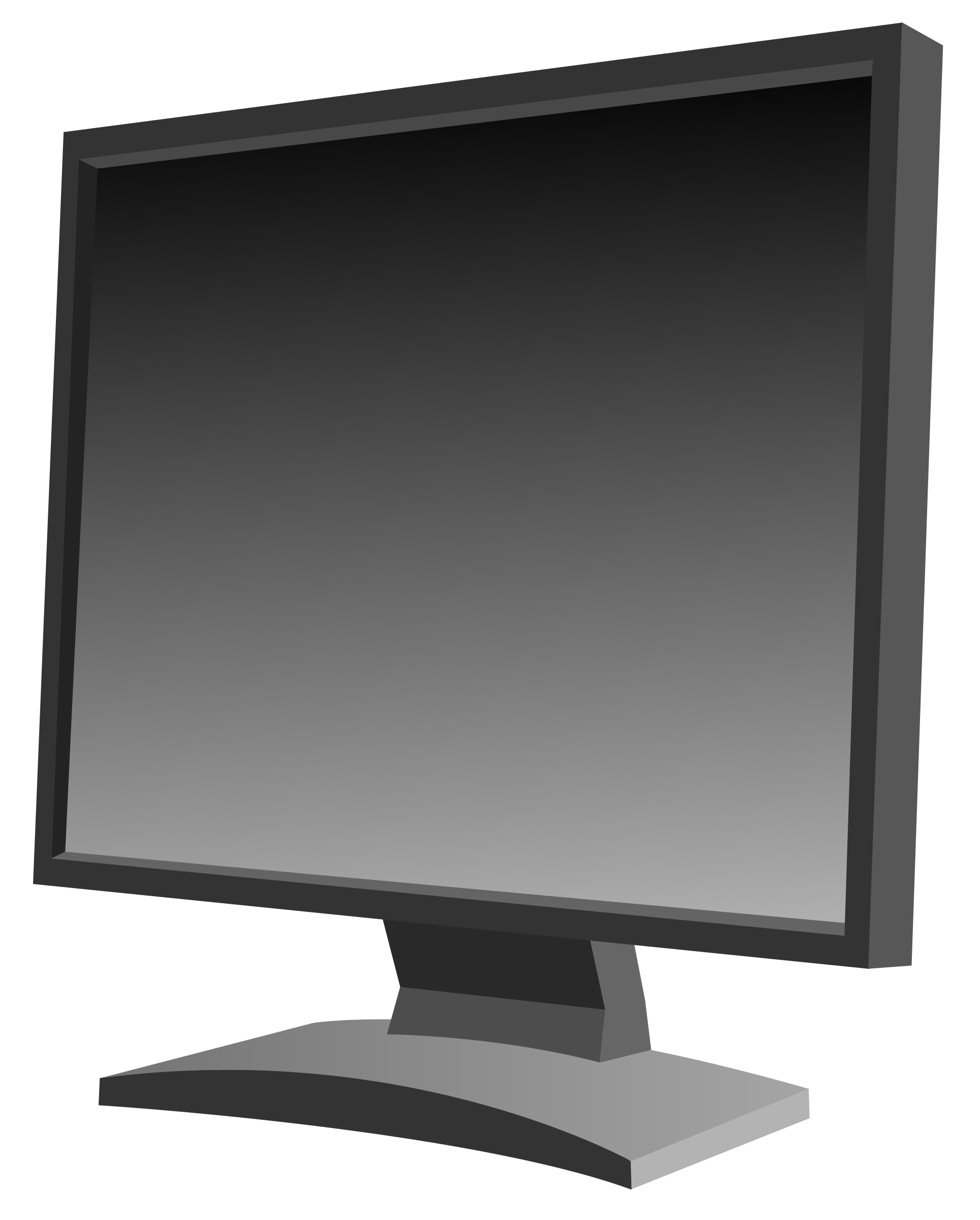 LCD monitor by Aquila