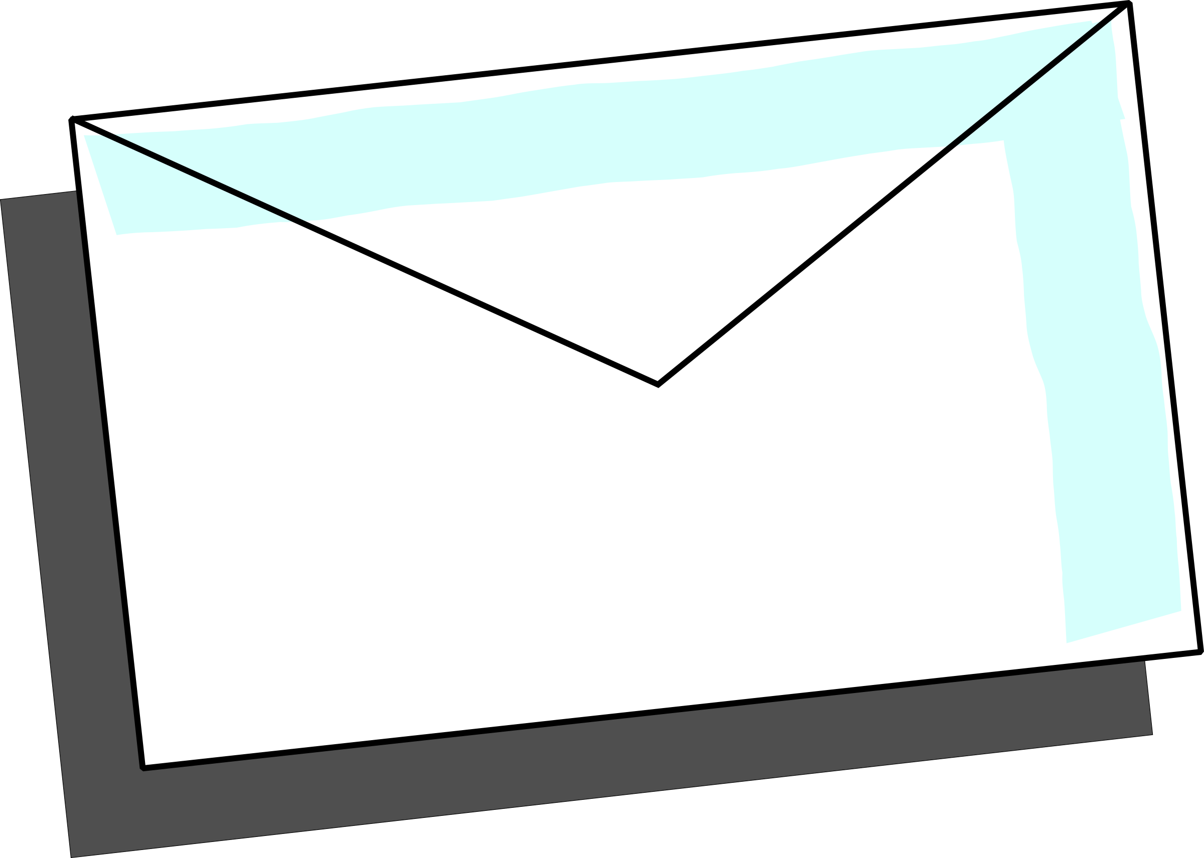 envelope by Anonymous