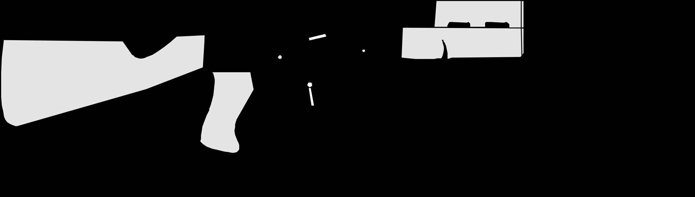 Раскраска автомат калашникова