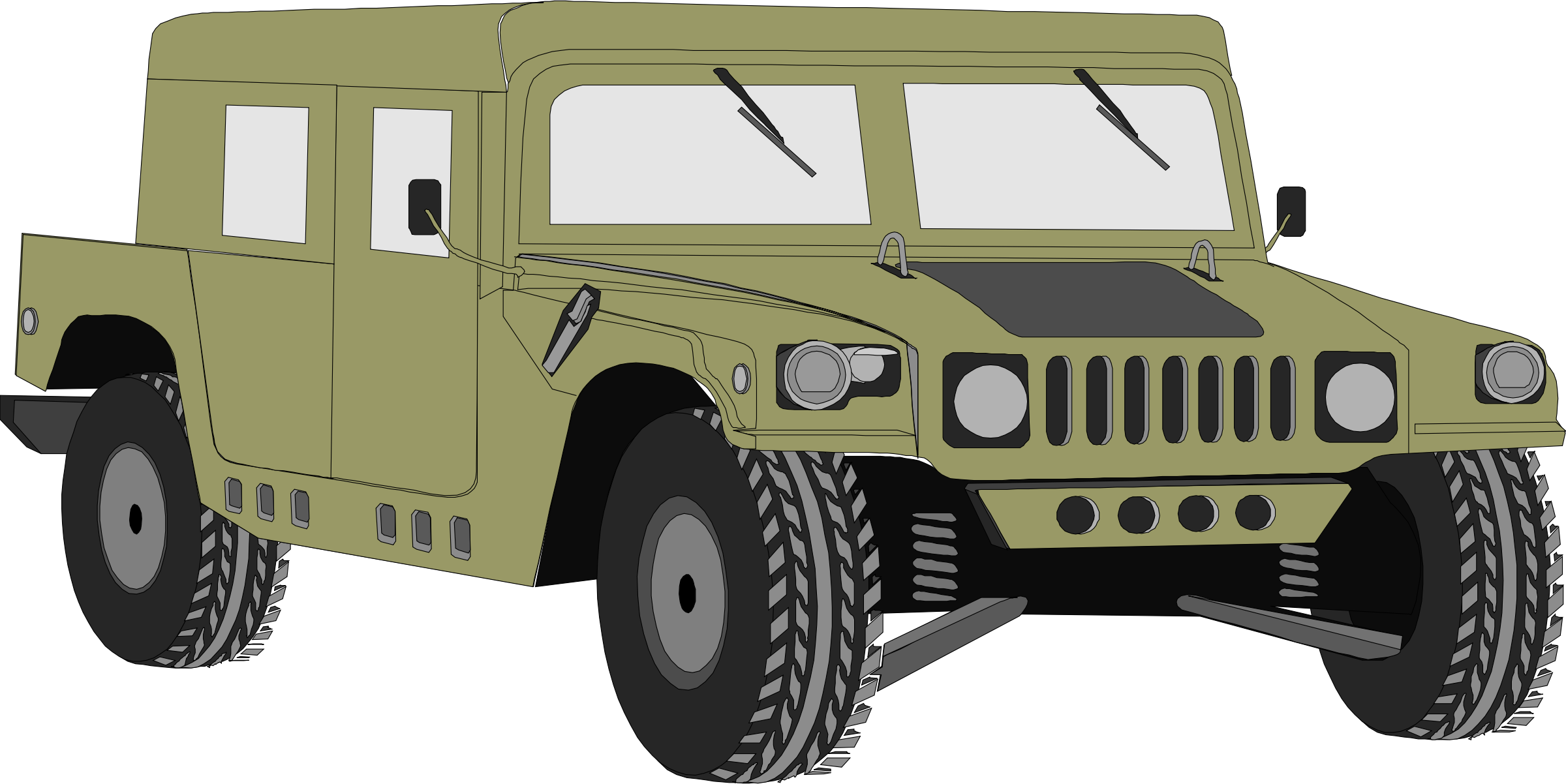 Humvee 03 by Anonymous