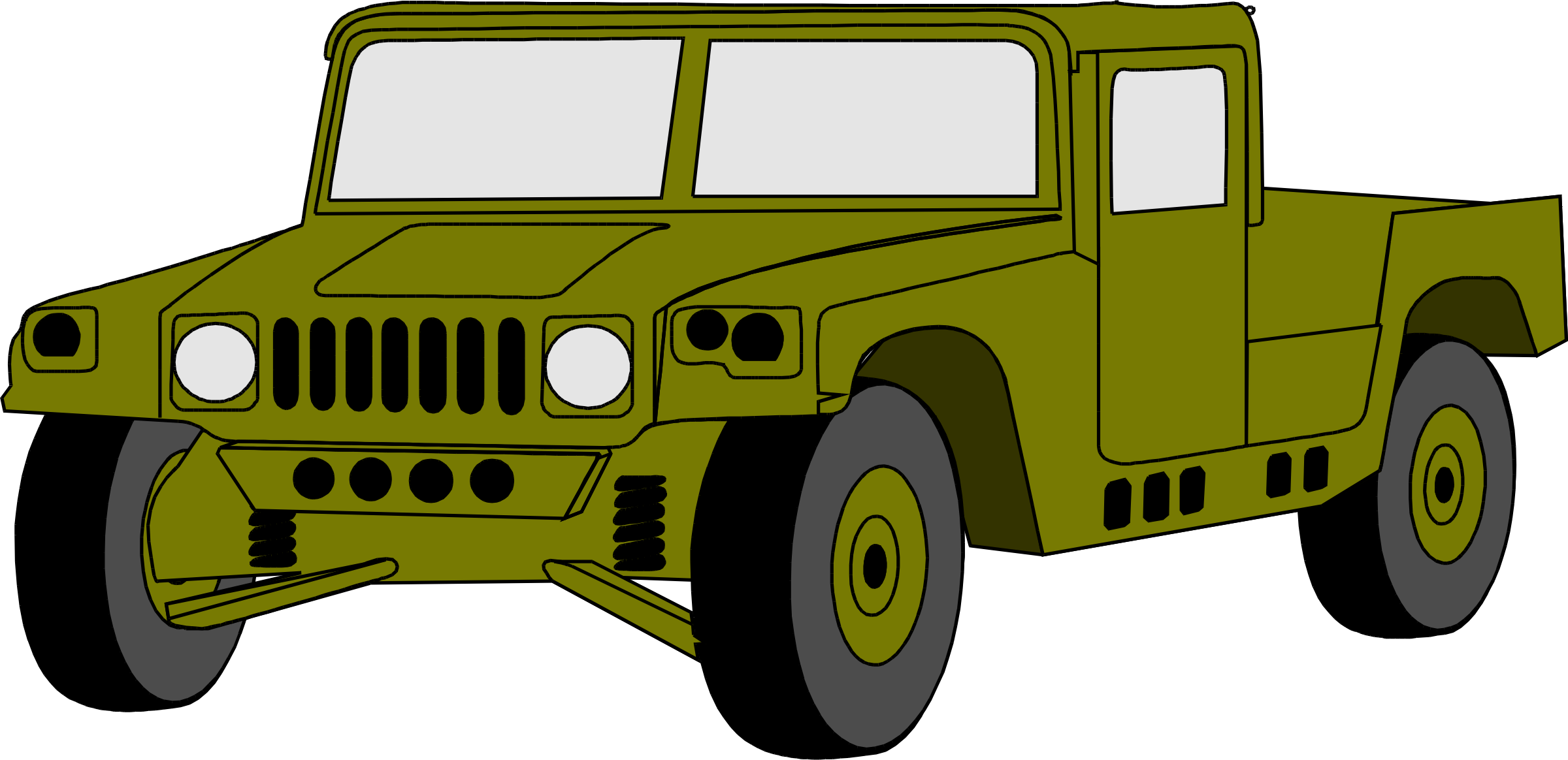 Humvee 07 by Anonymous