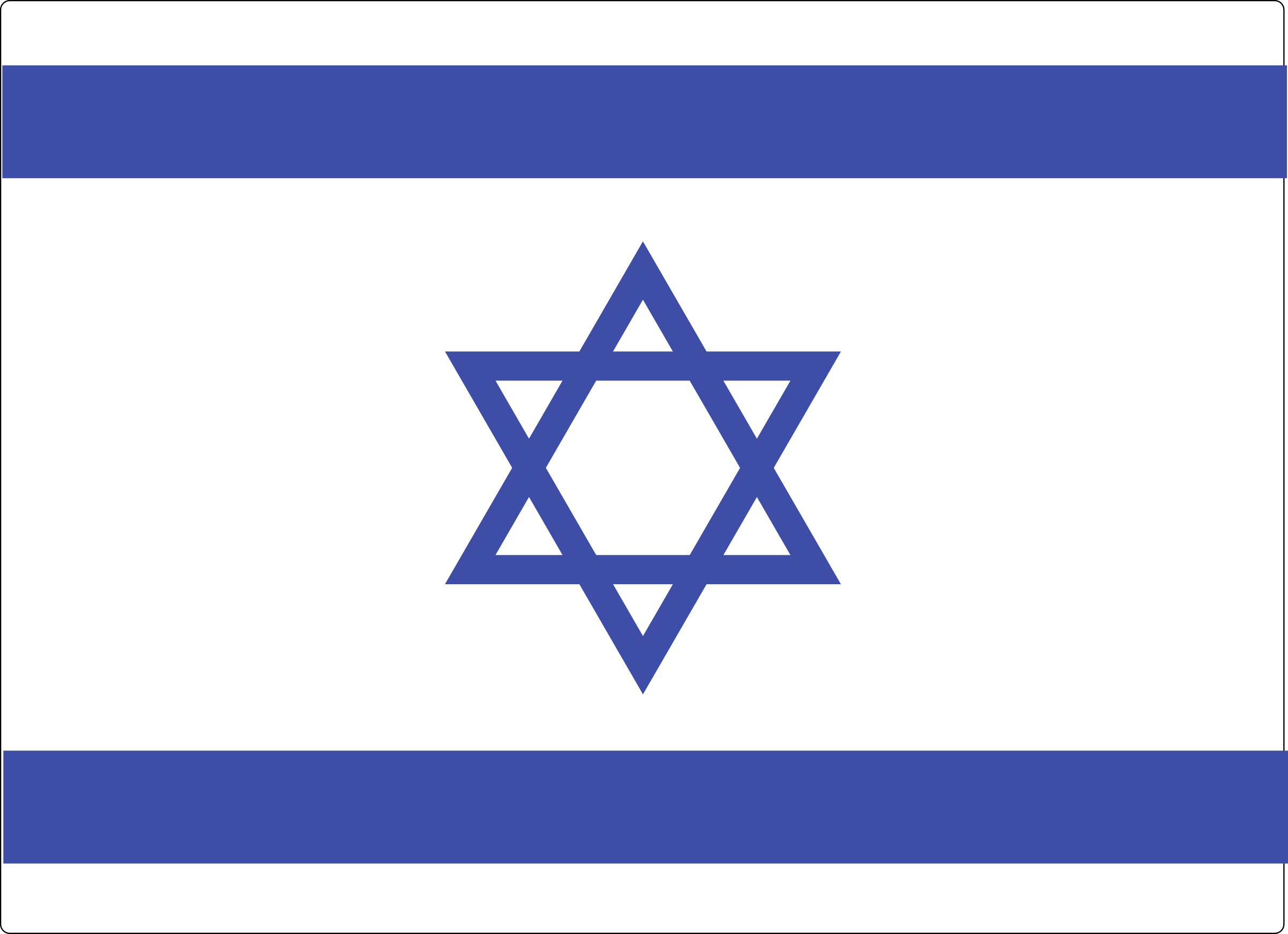 israeli flag anonymous 01 by Anonymous