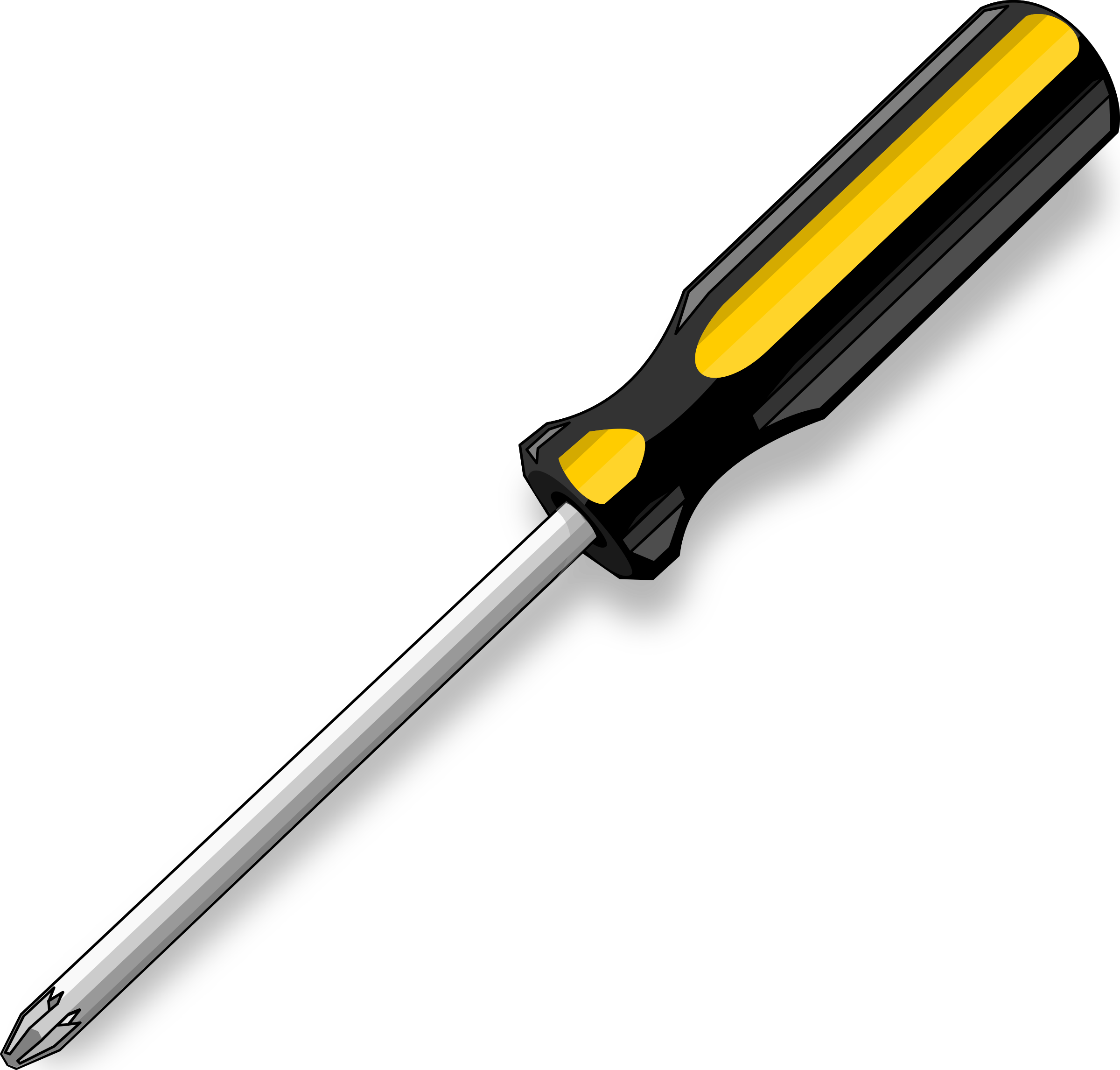 A screwdriver by BigRedSmile