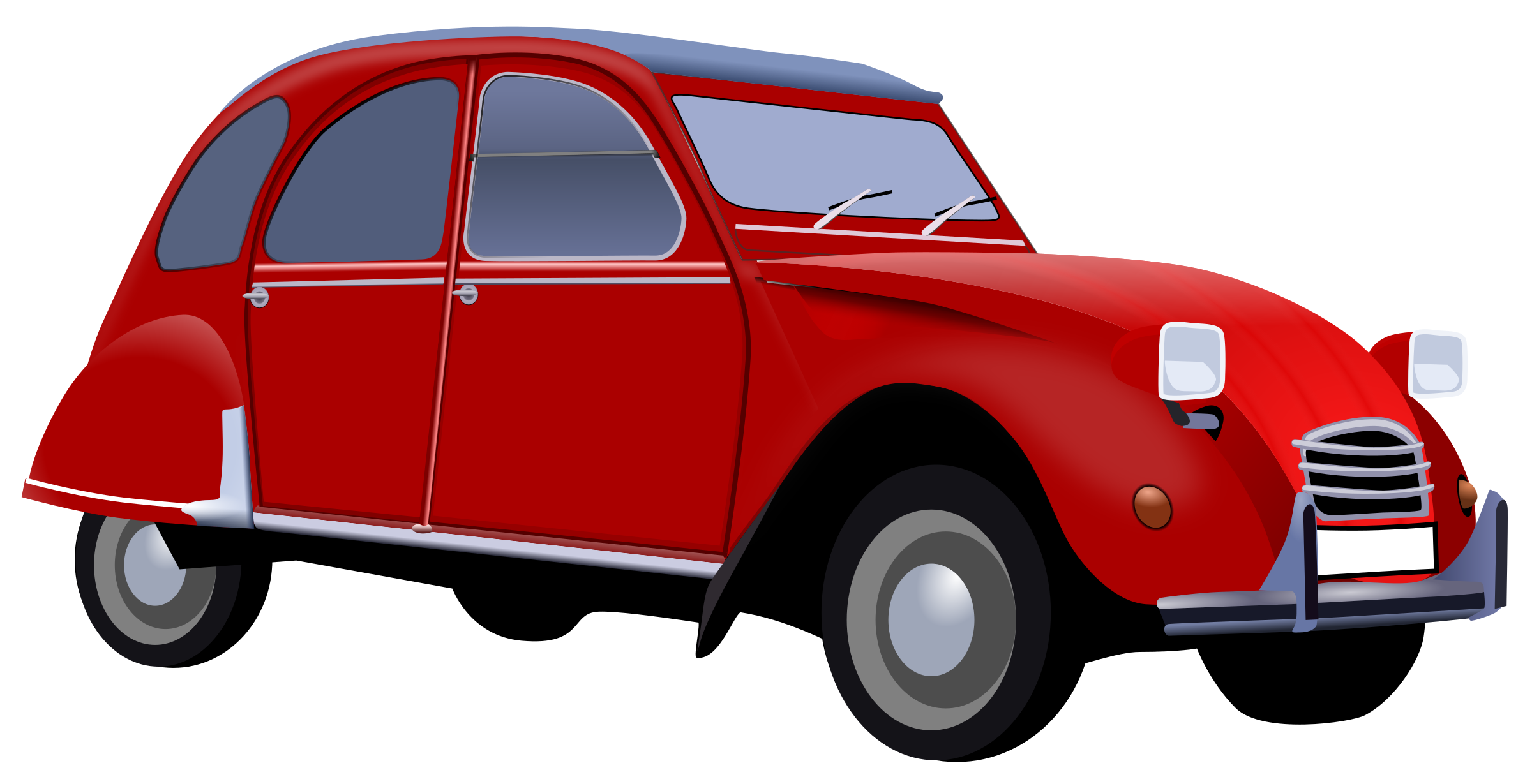 2cv4 Automobile Car by webmichl