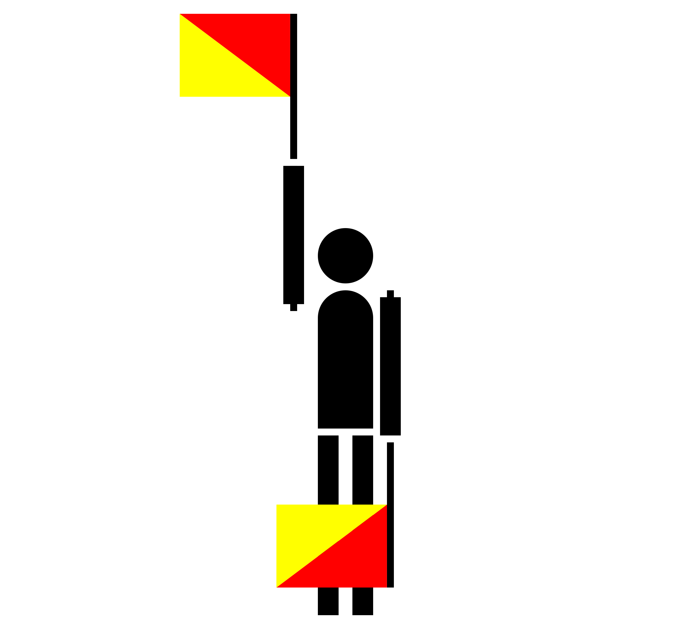 semaphore delta by Anonymous