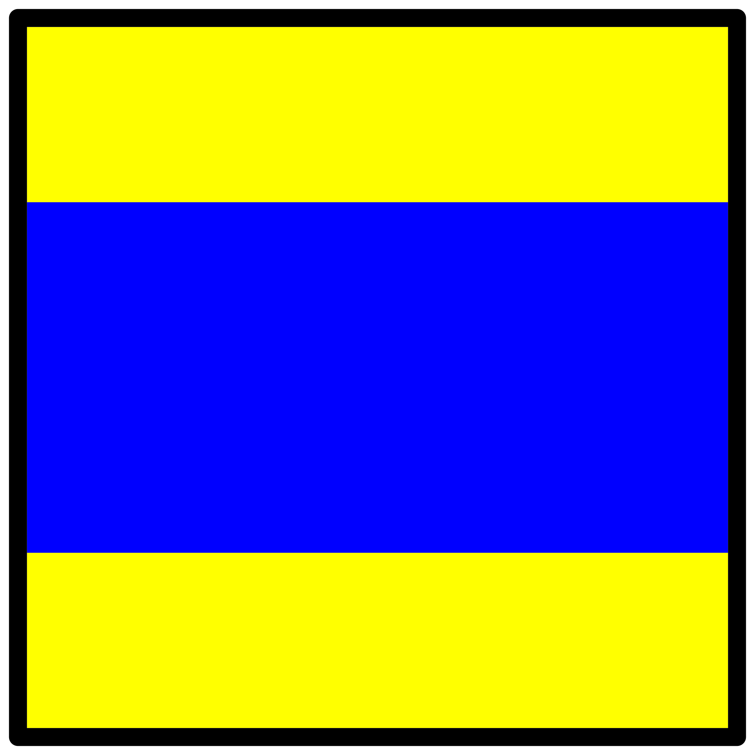 signalflag delta by Anonymous