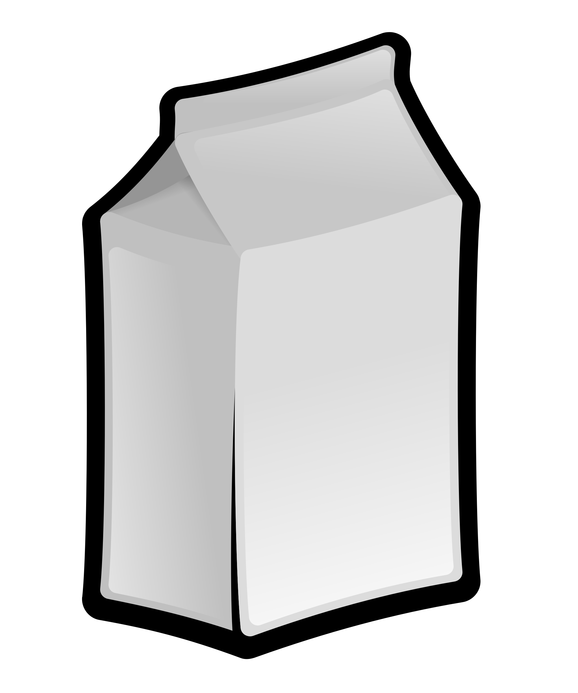 Milk box by jonata