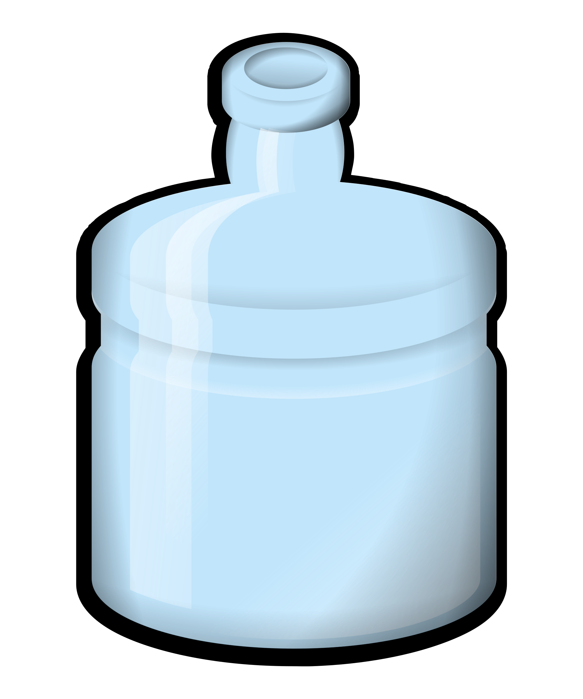 Water bottle by jonata