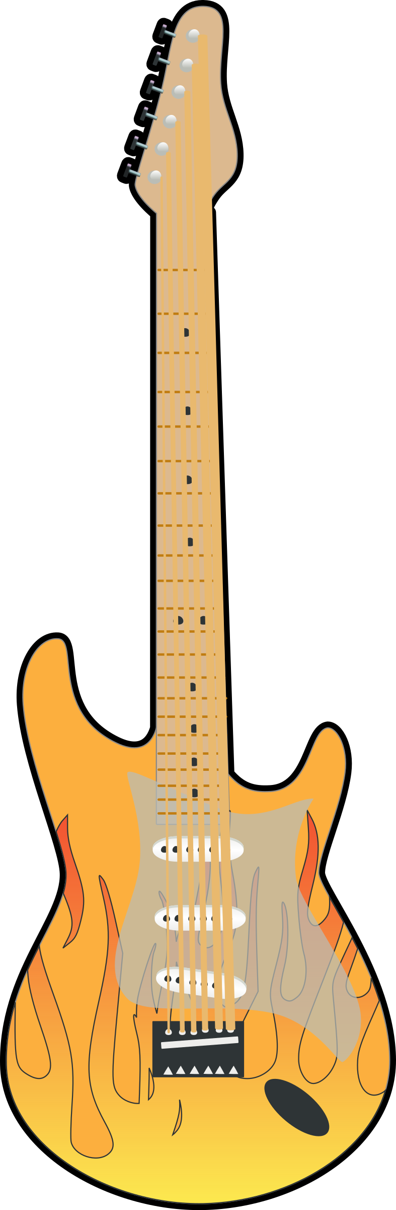Guitar by hextrust