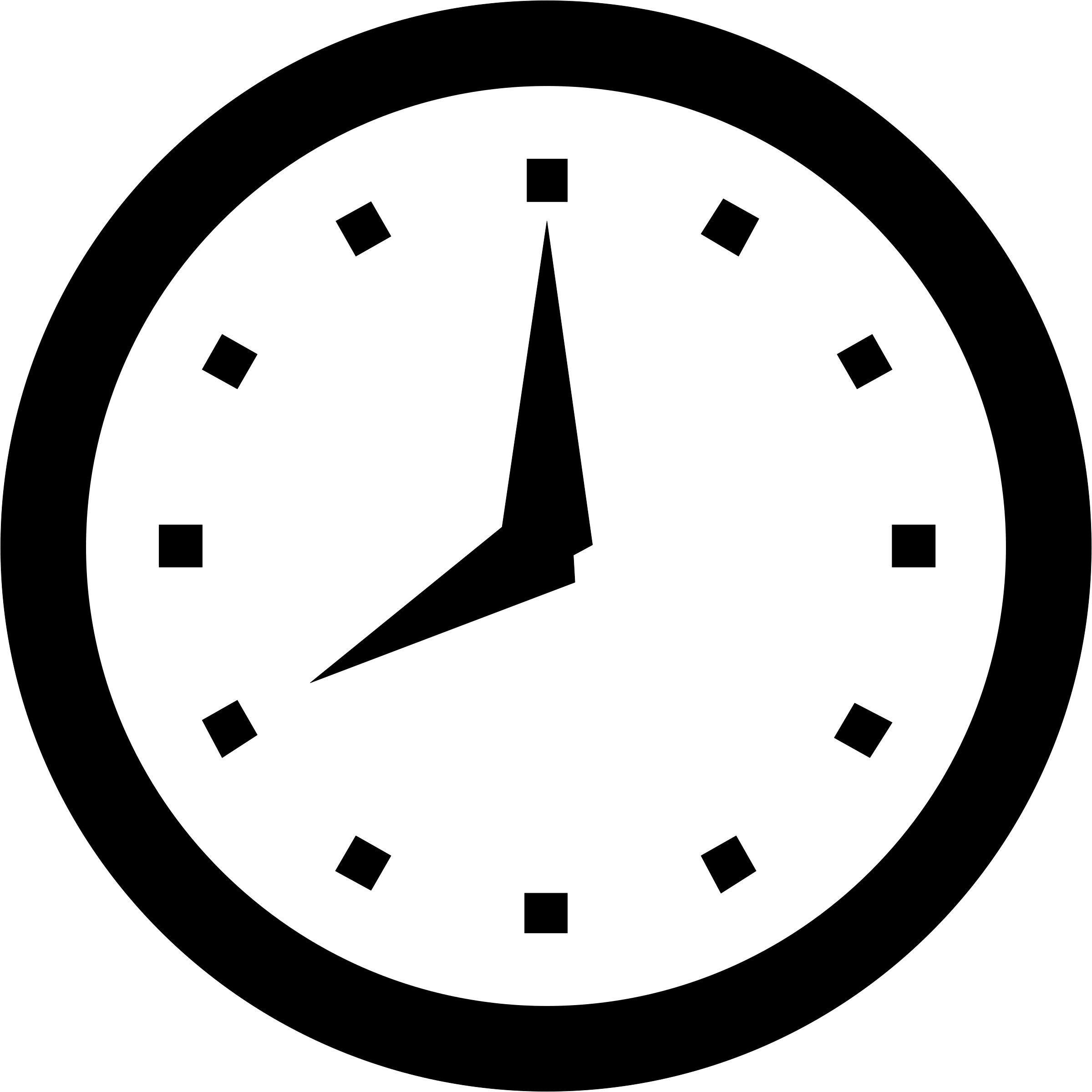 Clock by palomaironique