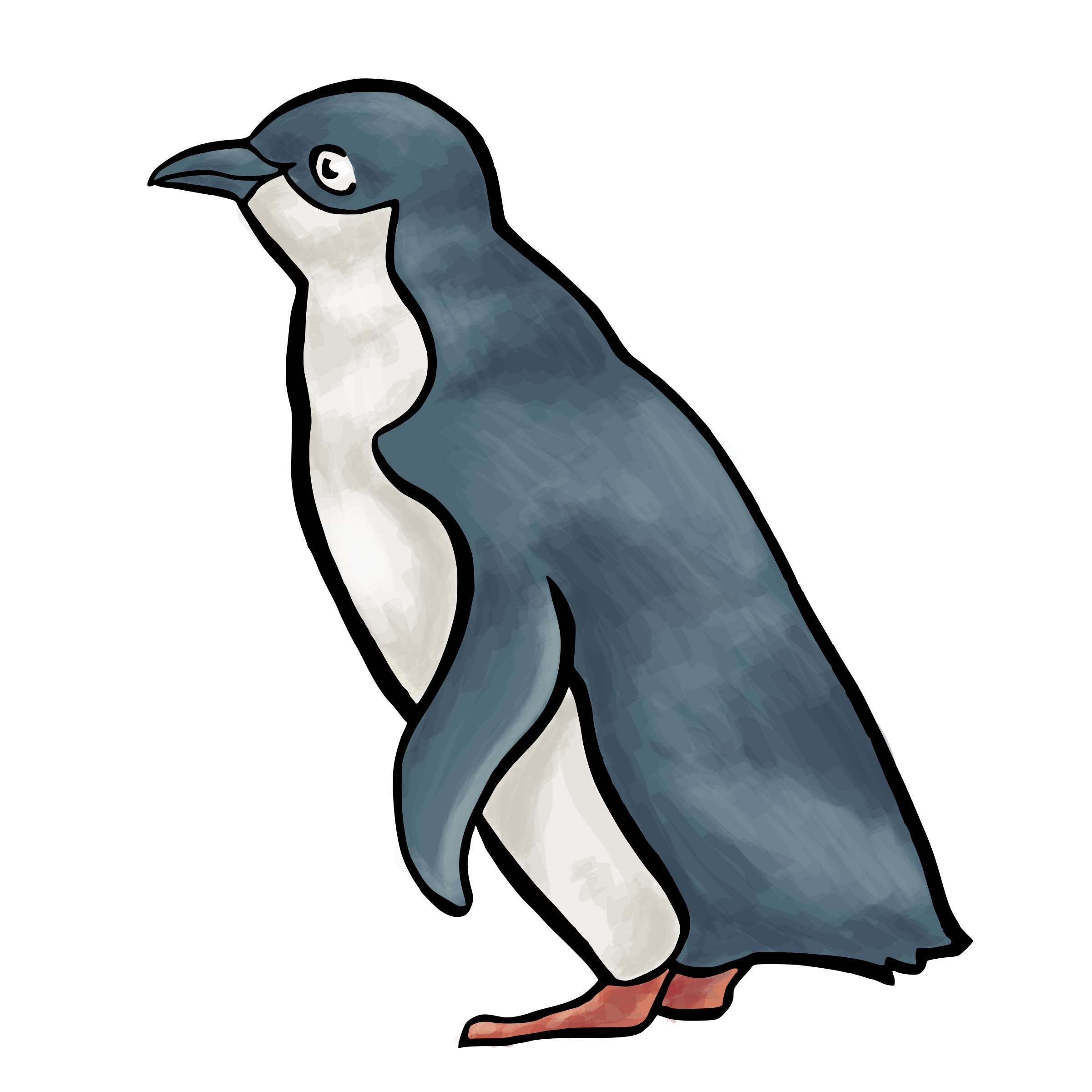 The LCA2010 Penguin, 'Blu' by karora
