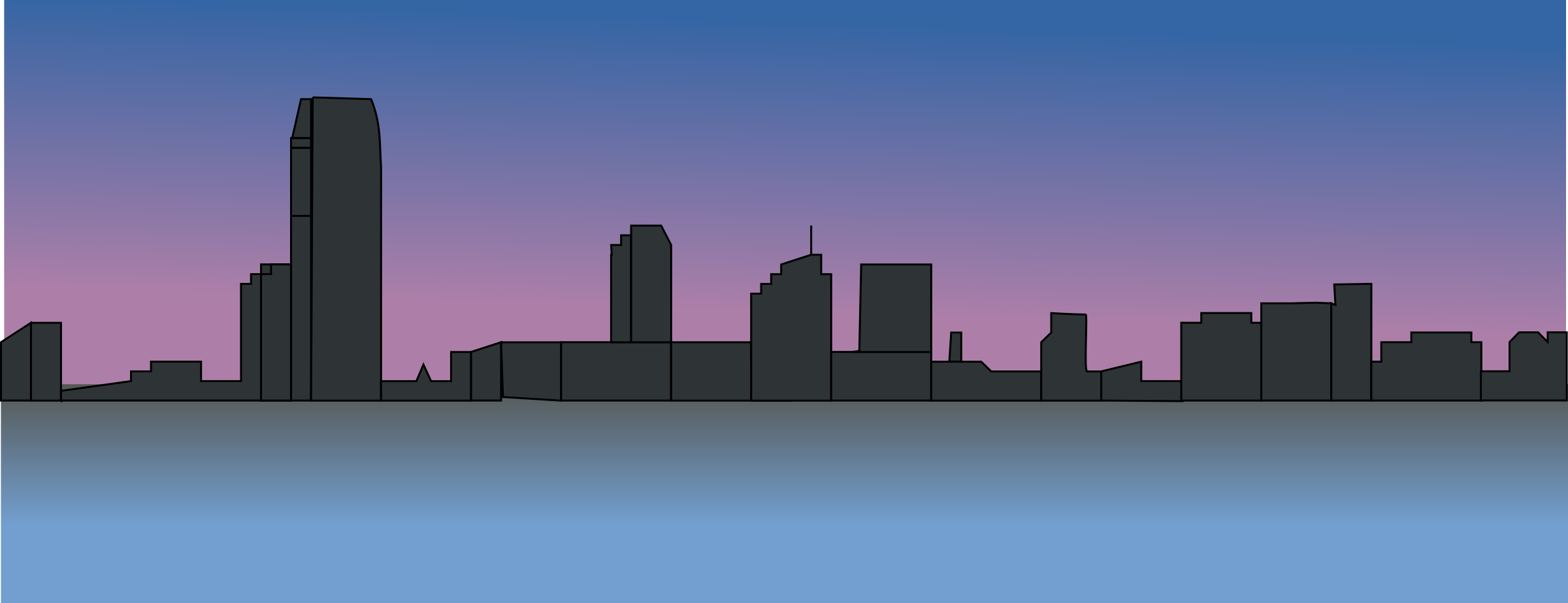 netalloy-new-jersey-skyline by netalloy