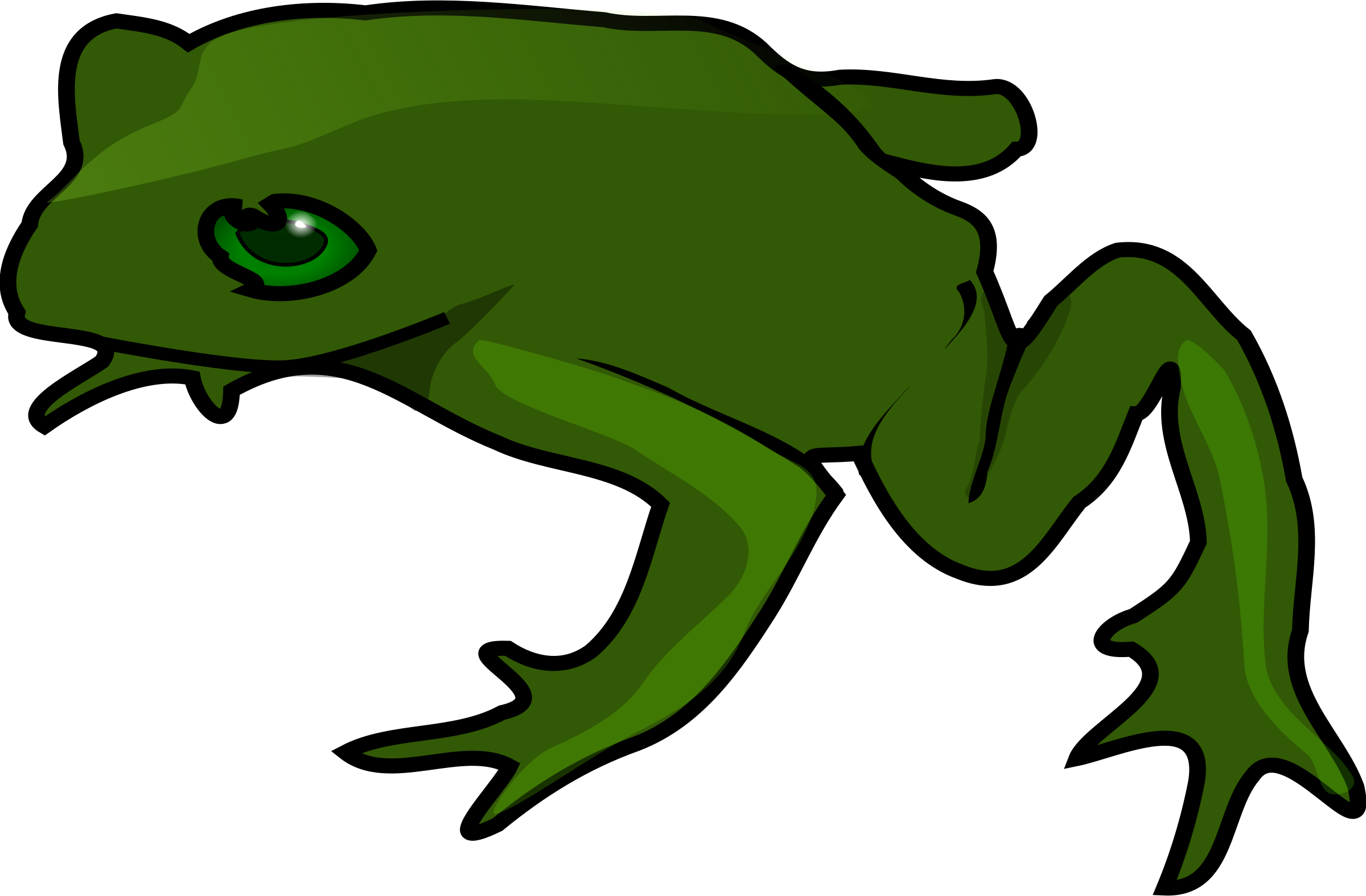 frog by TheresaKnott