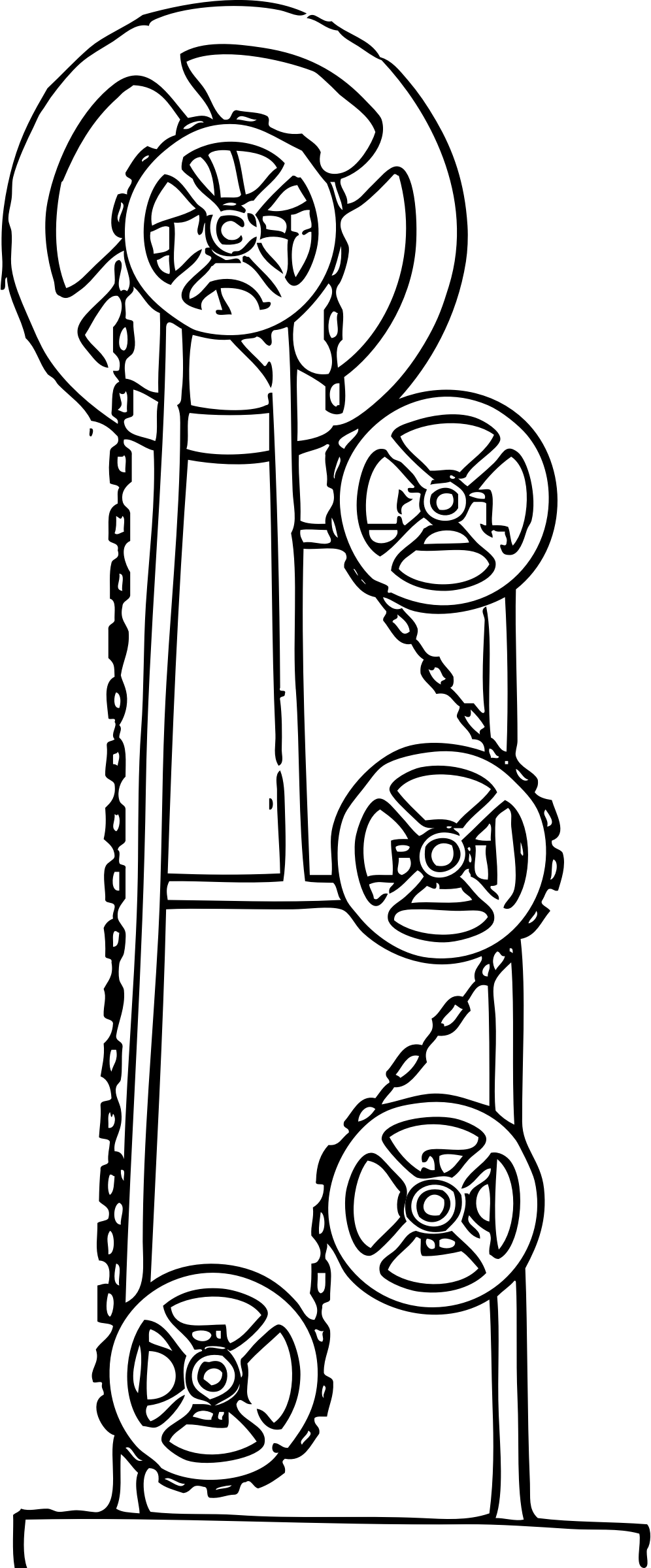 perpetual motion device by johnny_automatic