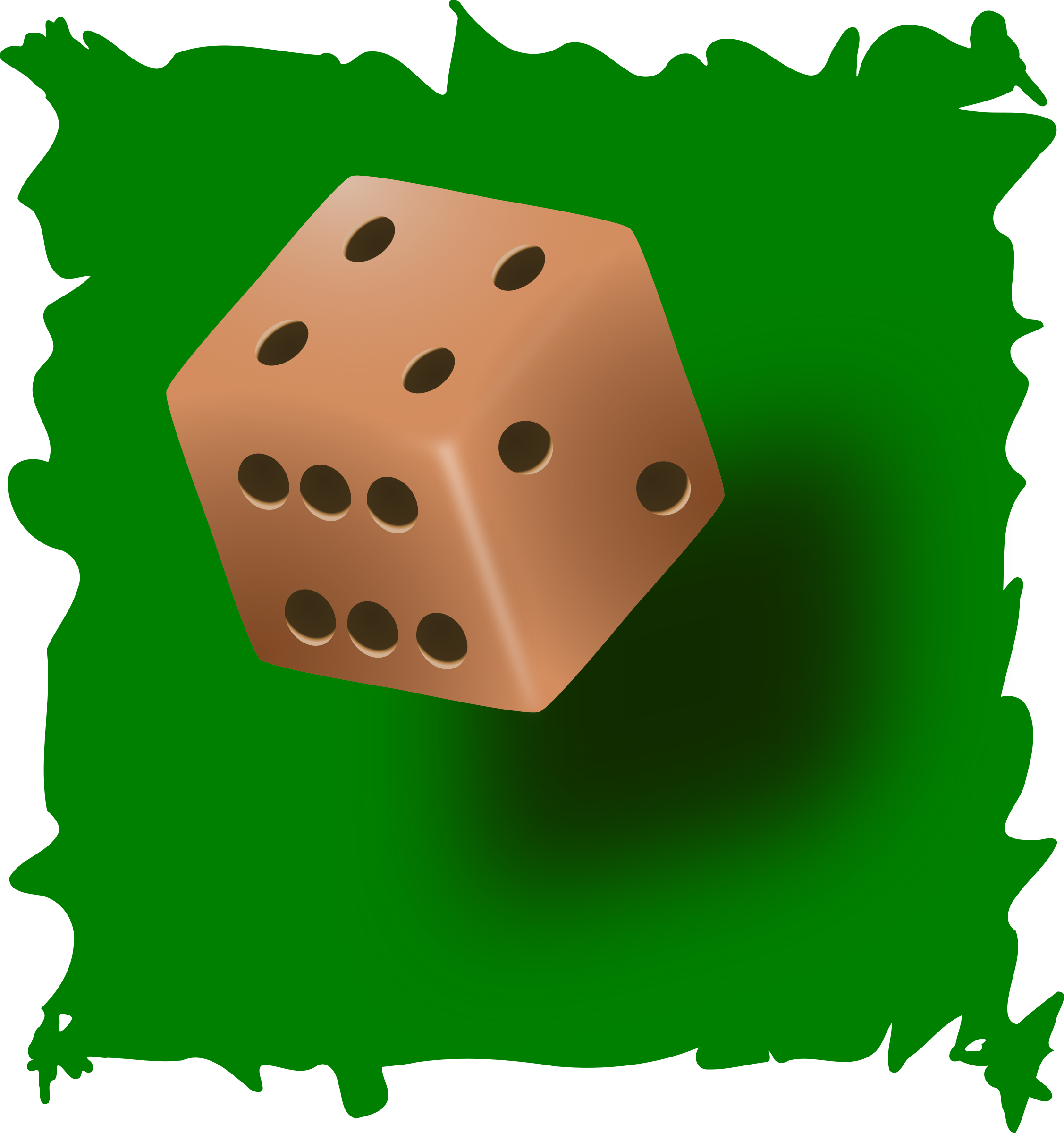 dice by webmichl