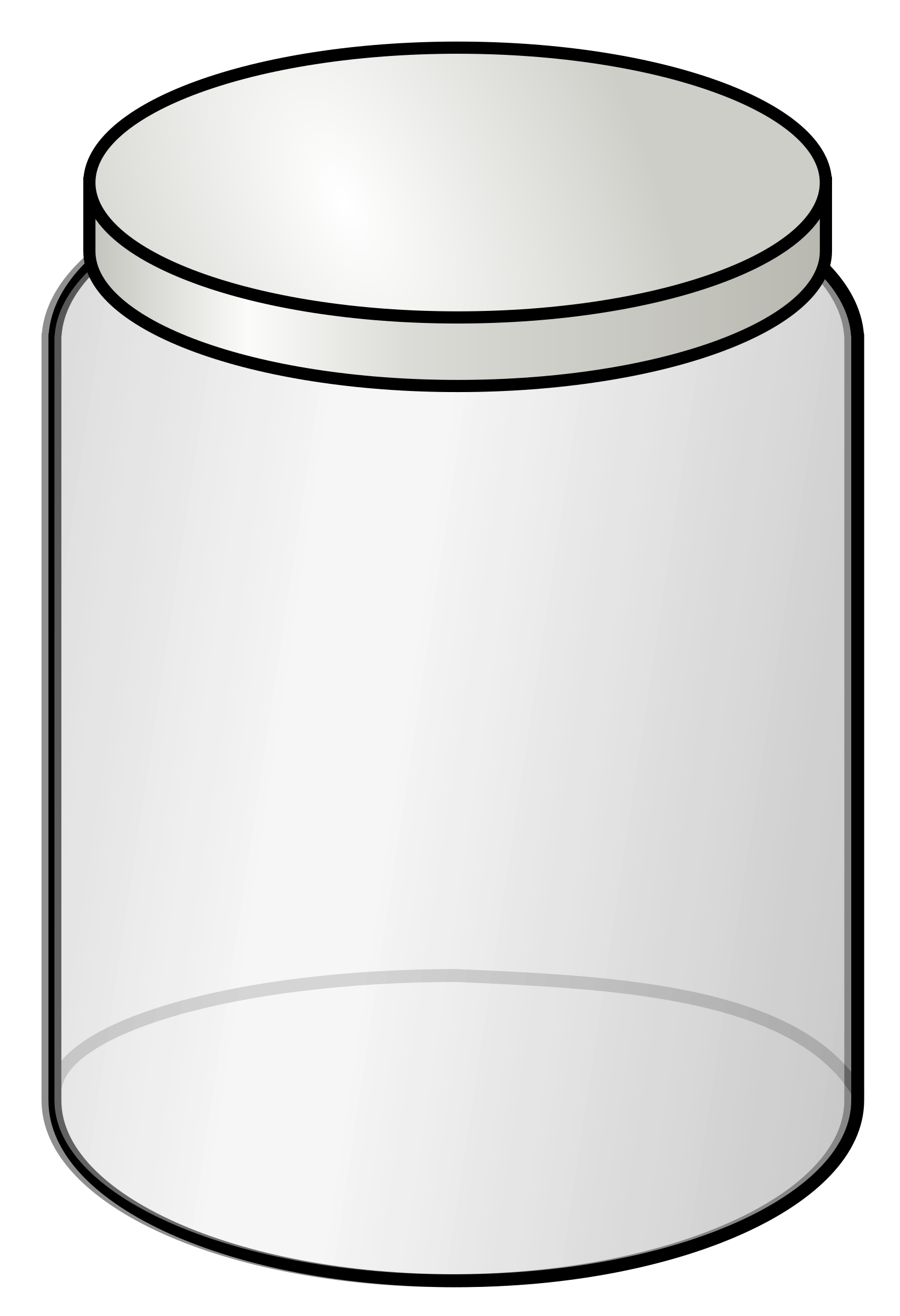Glass Jar by DTRave