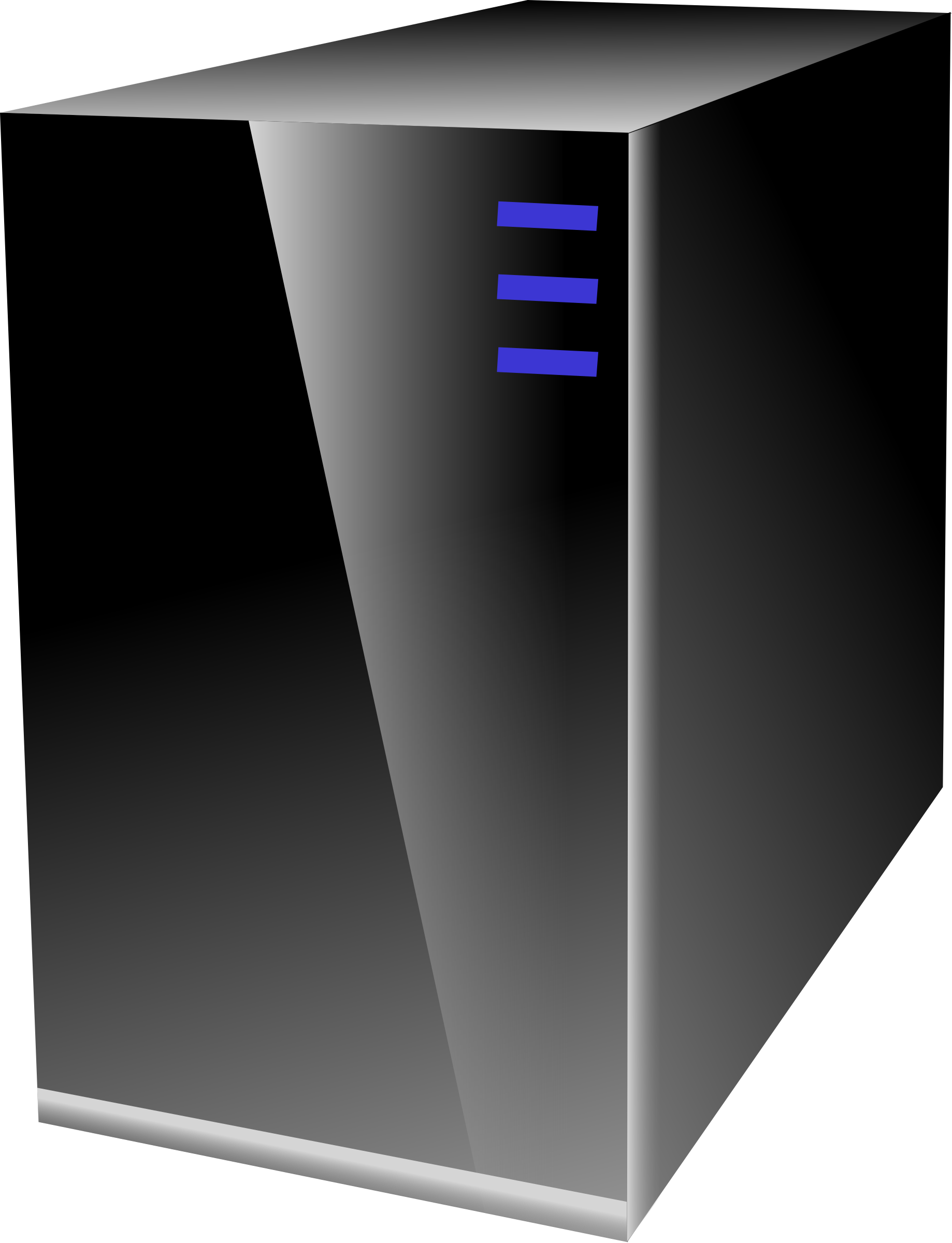 Cpu cabinet icon png