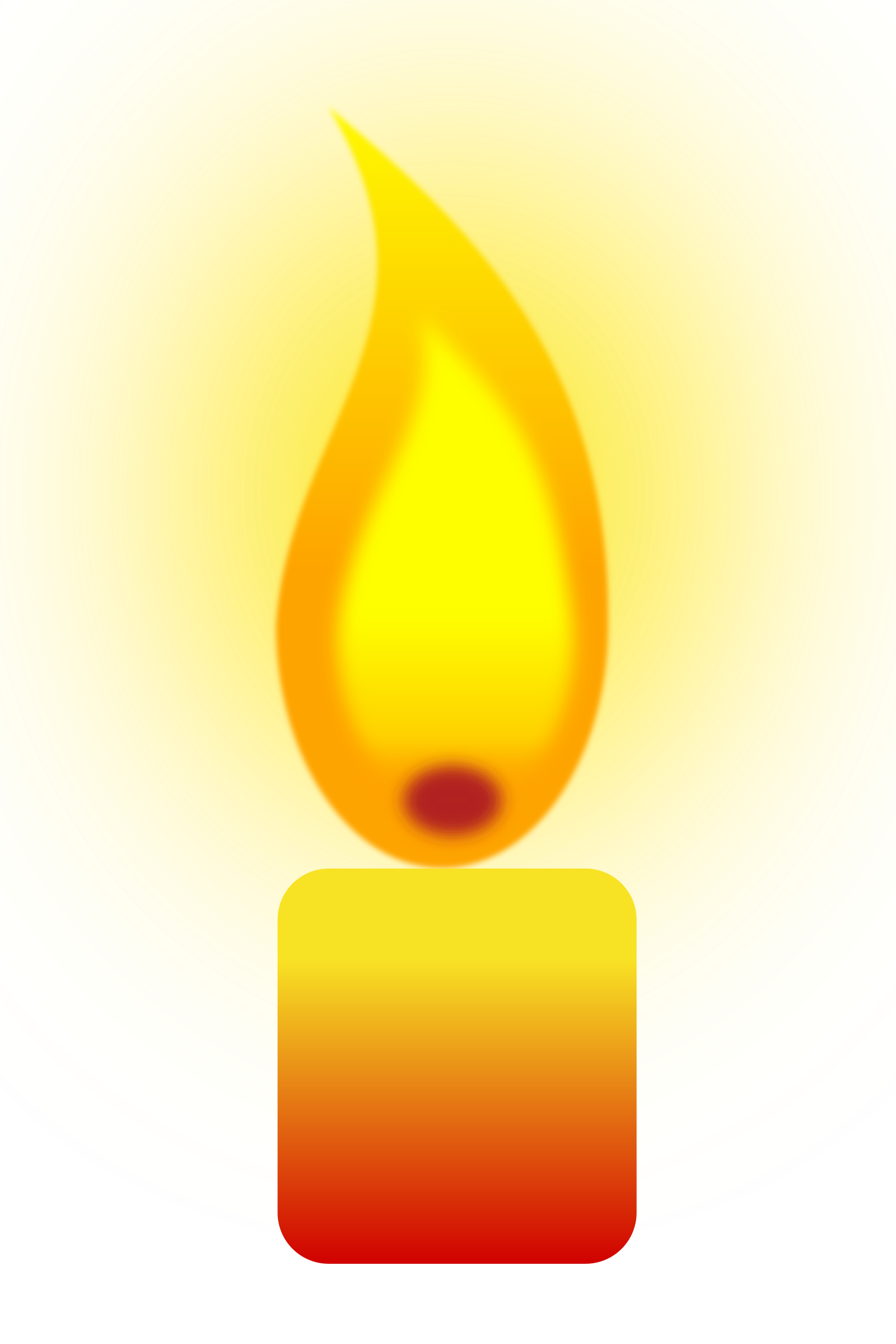 clipart burning candle rh openclipart org  animated candle flame clipart