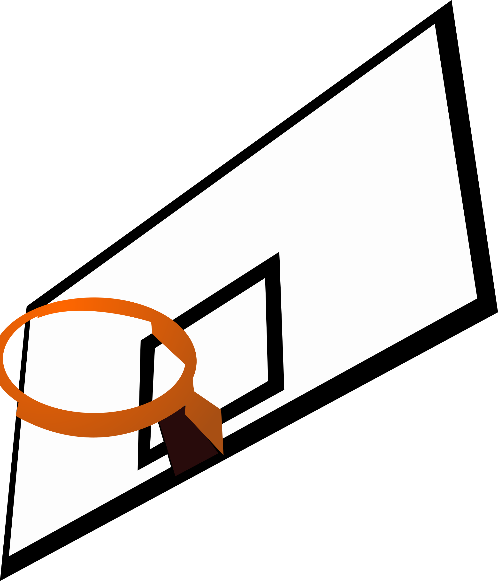 Basketball rim by Gioppino