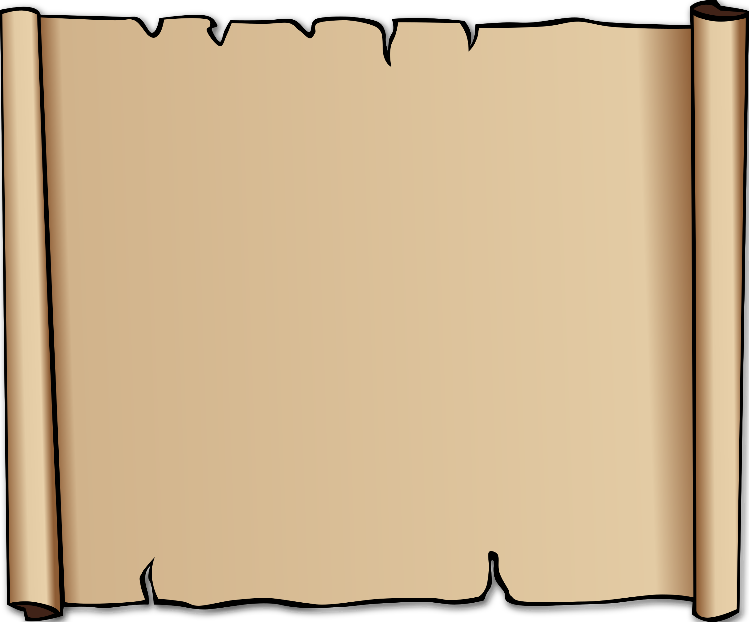 Parchment Background or Border by Gerald_G