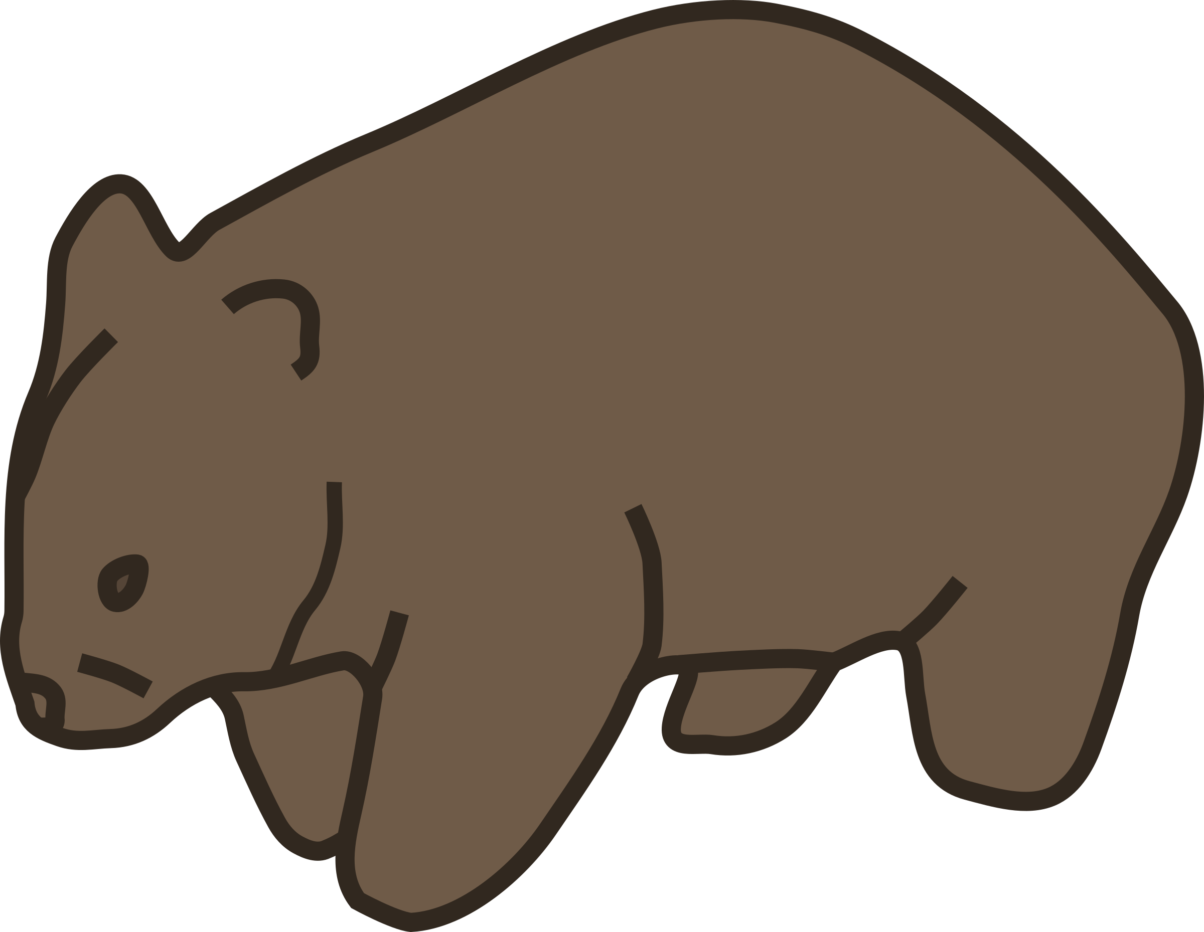 Wombat by laobc