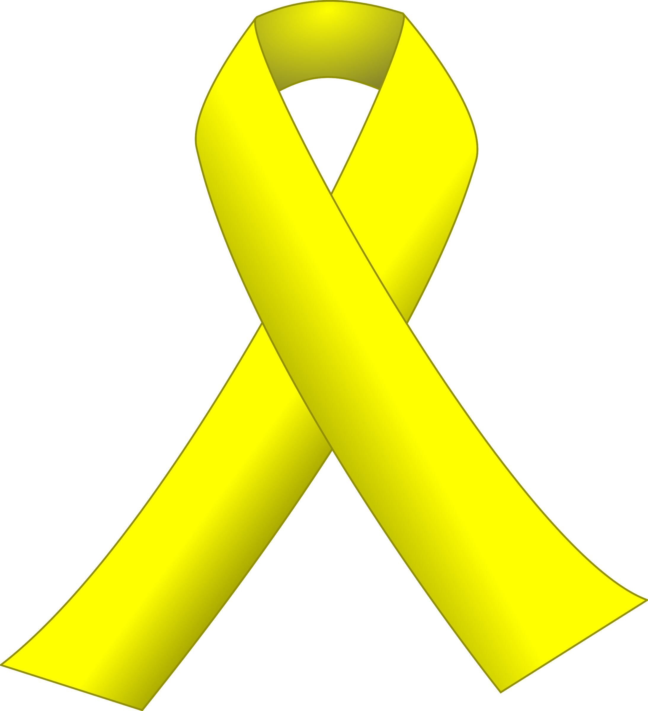 Yellow ribbon by J_Alves