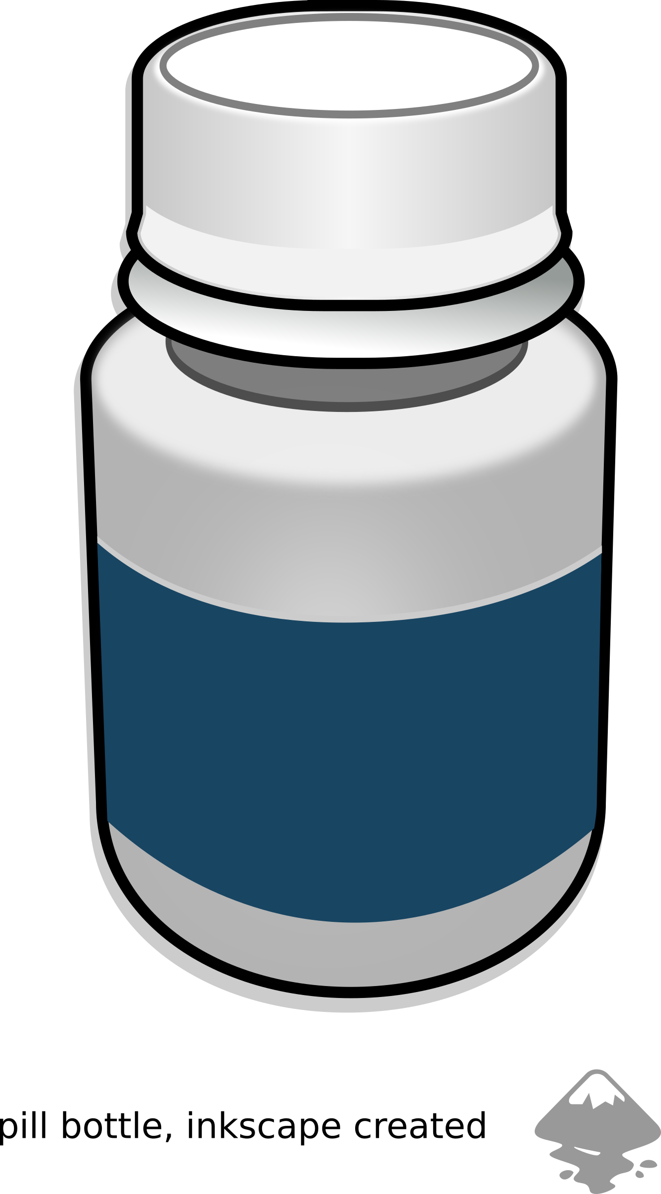 pill bottle by voyeg3r