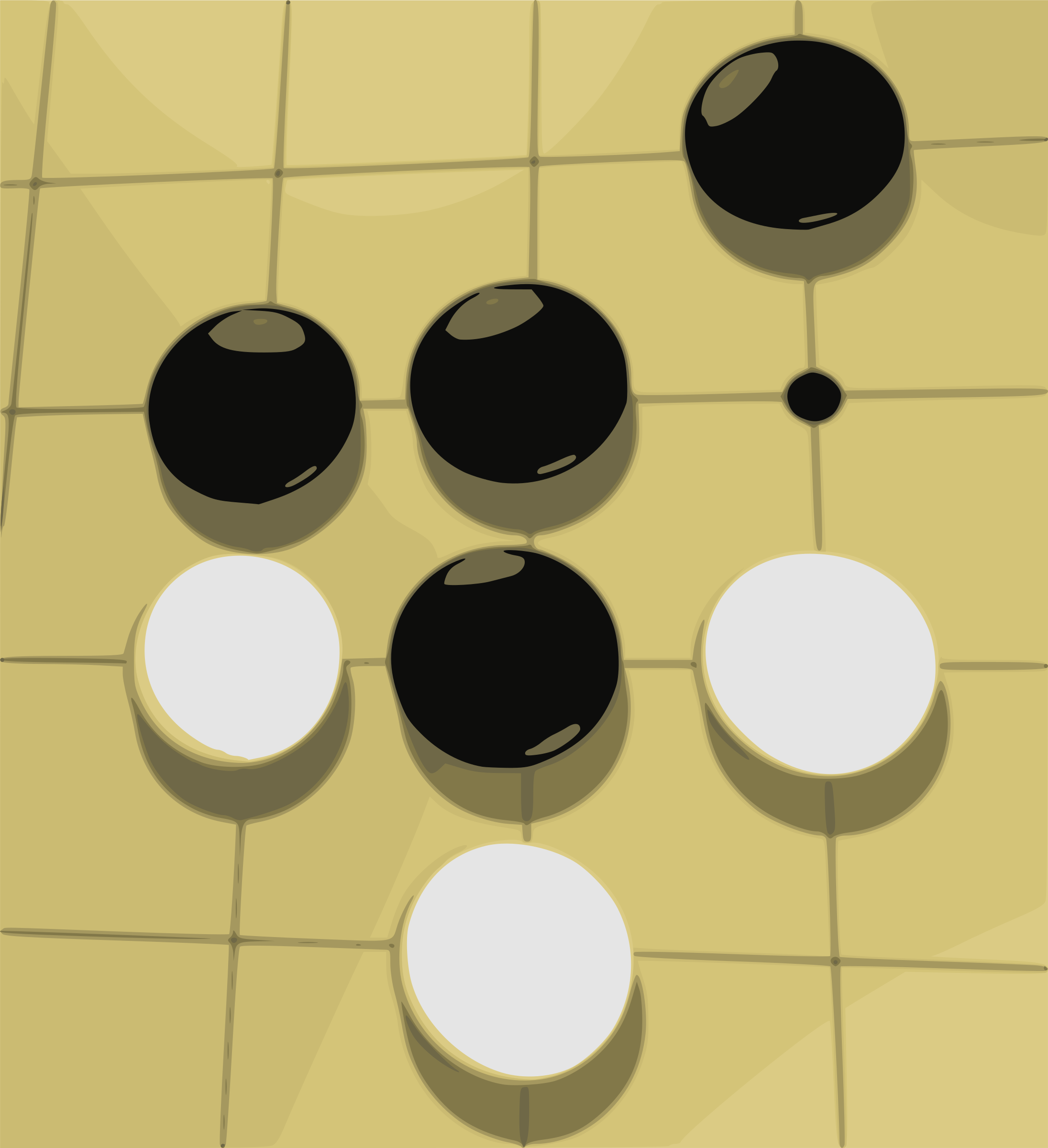 Game of Go by mazeo