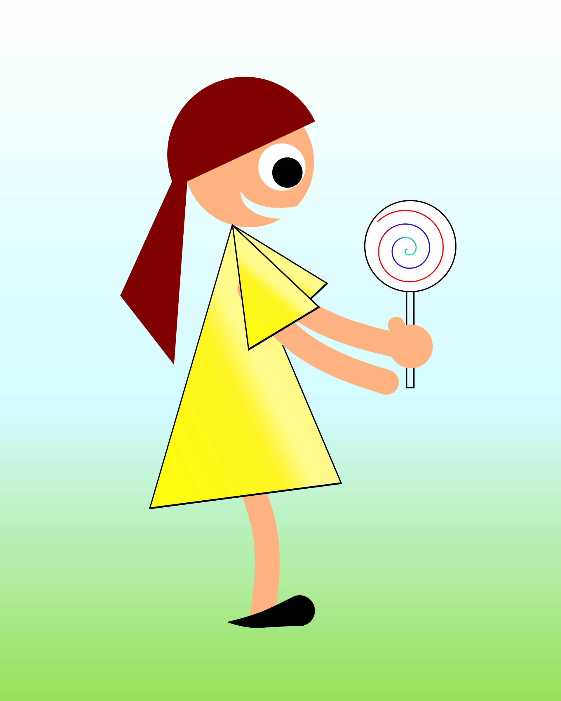 Girl with Lollypop by adam_lowe