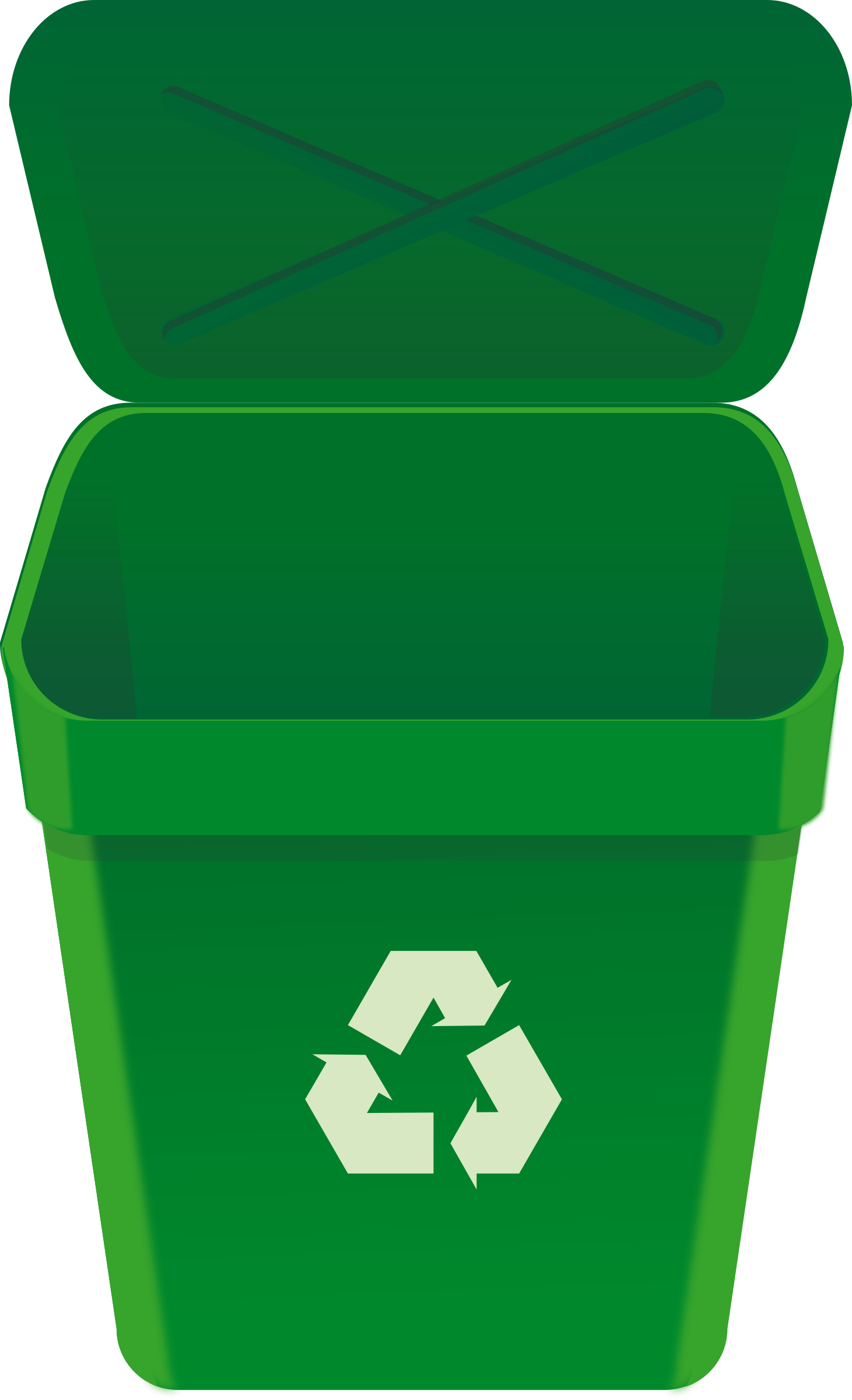 recycle can by rg1024