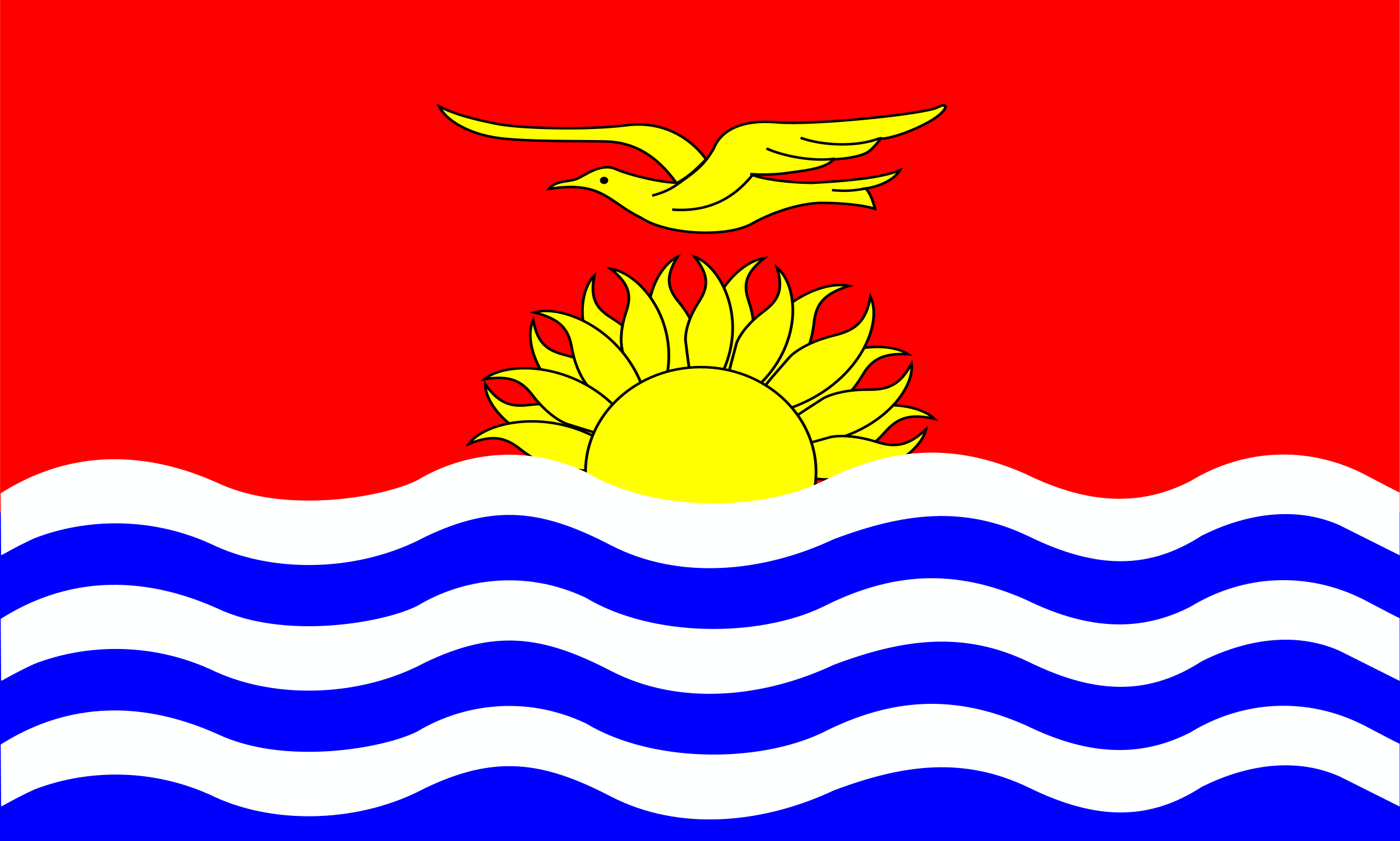 kiribati flag patricia  08r by Anonymous