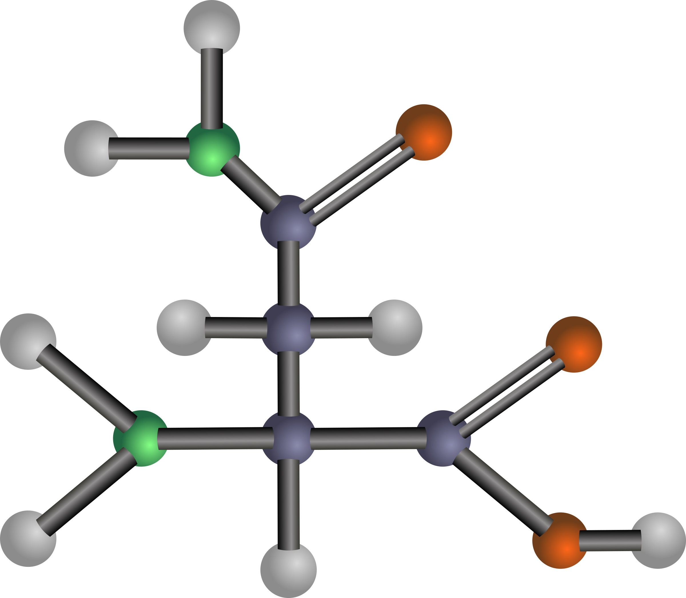 Asparagine (amino acid) by J_Alves